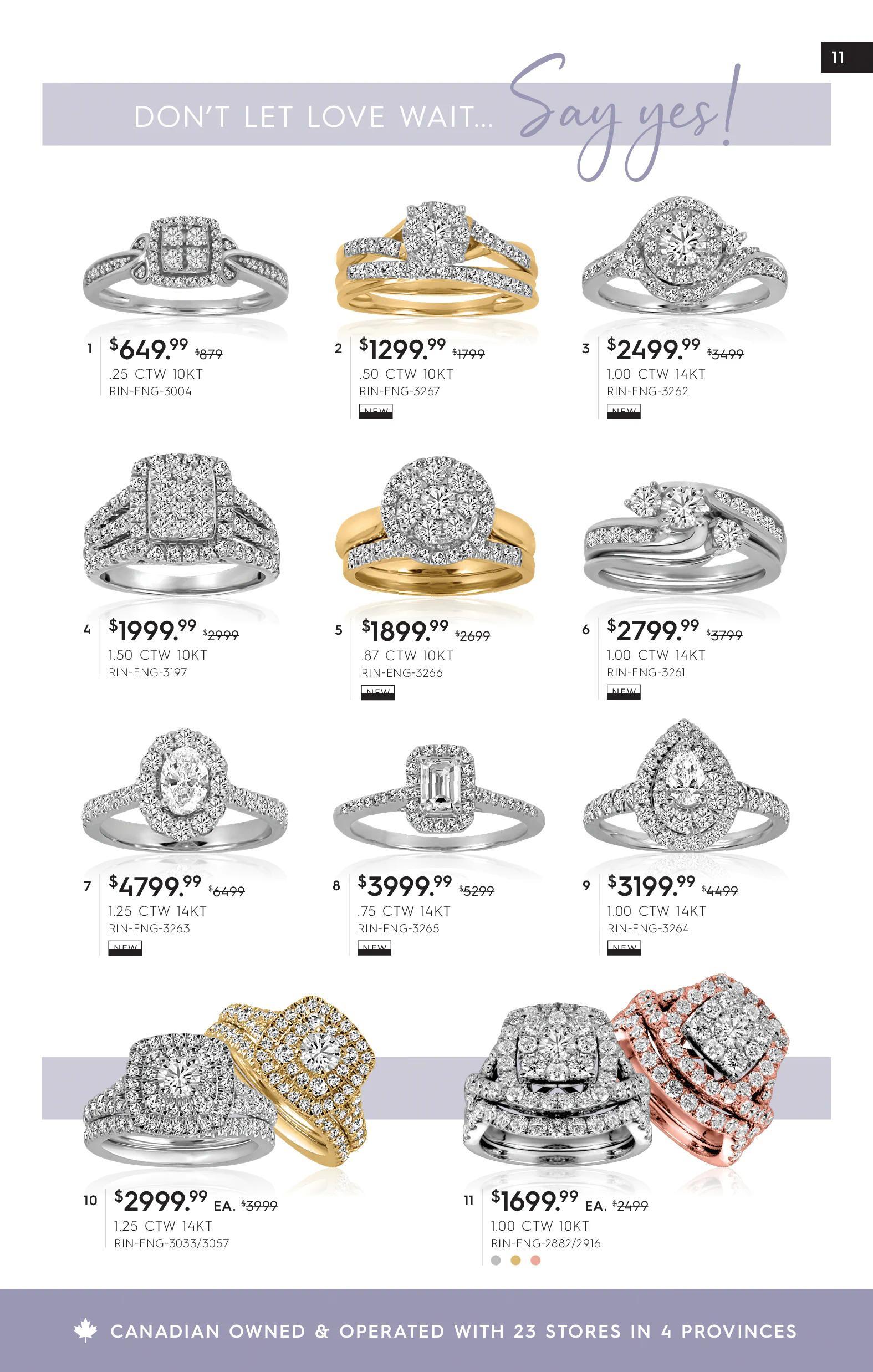 Paris Jewellers - Monthly Savings - Page 11