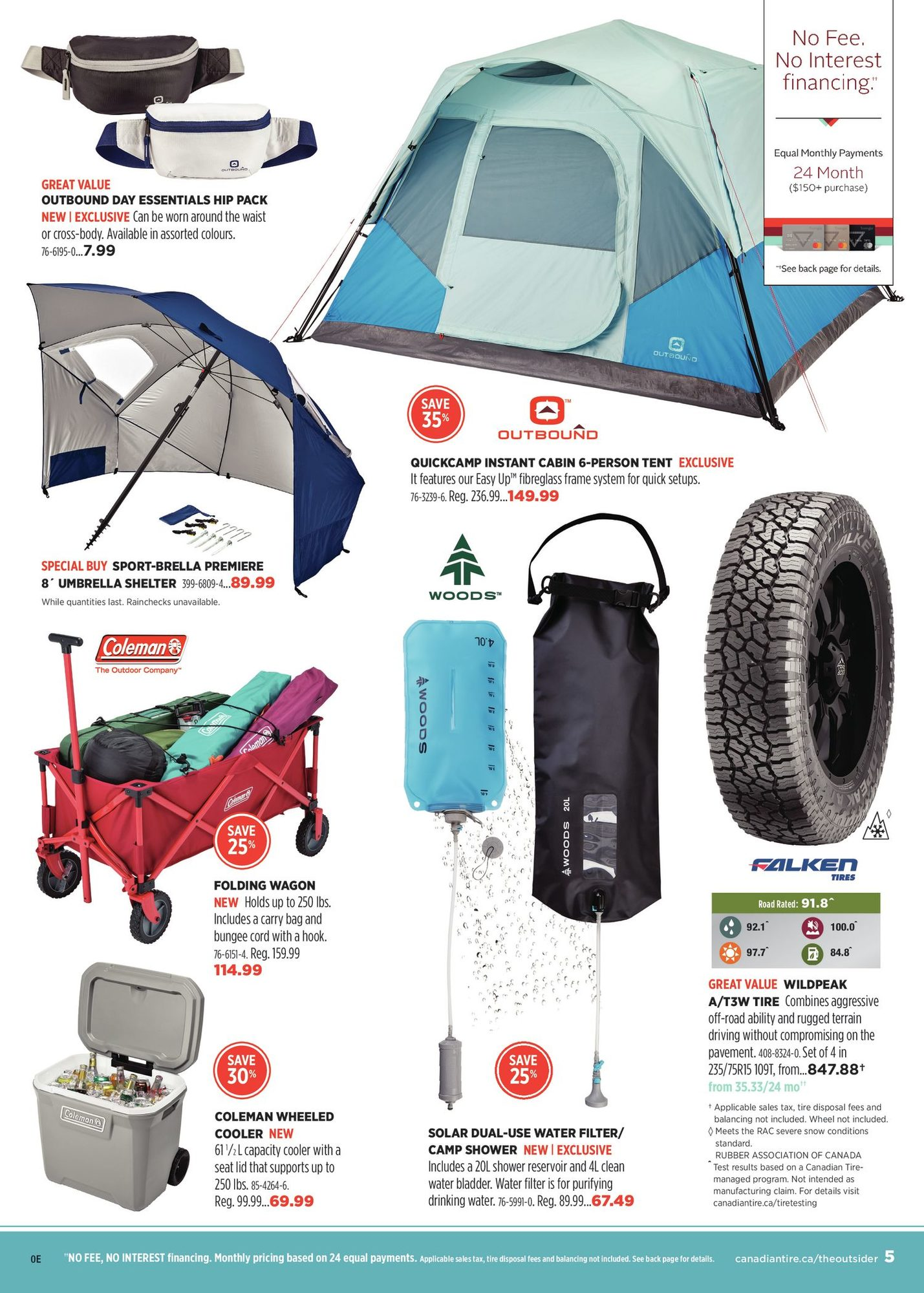 Canadian Tire - The Outsider - Spring/Summer 2021 - Page 5
