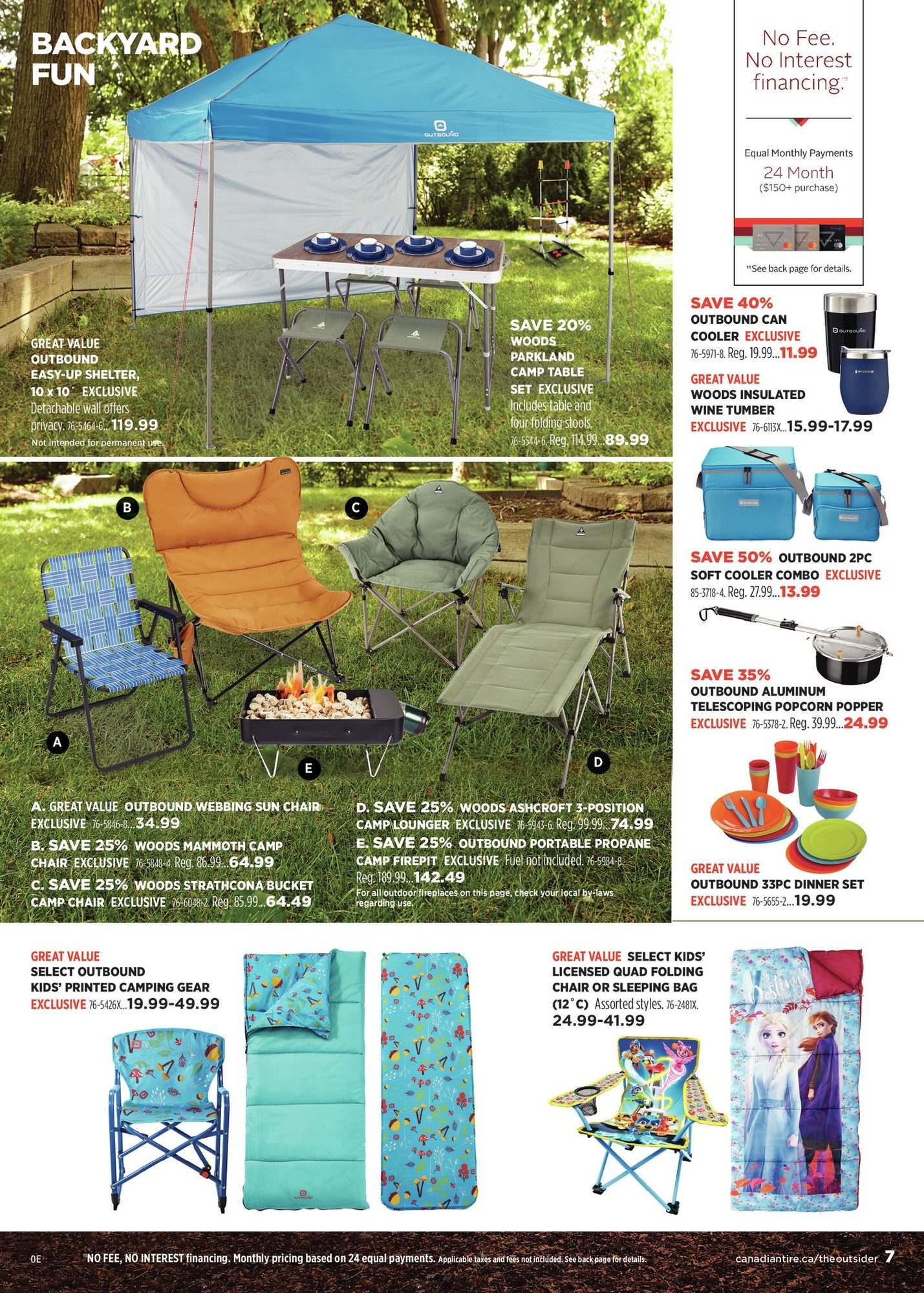 Canadian Tire - The Outsider - Spring/Summer 2021 - Page 7