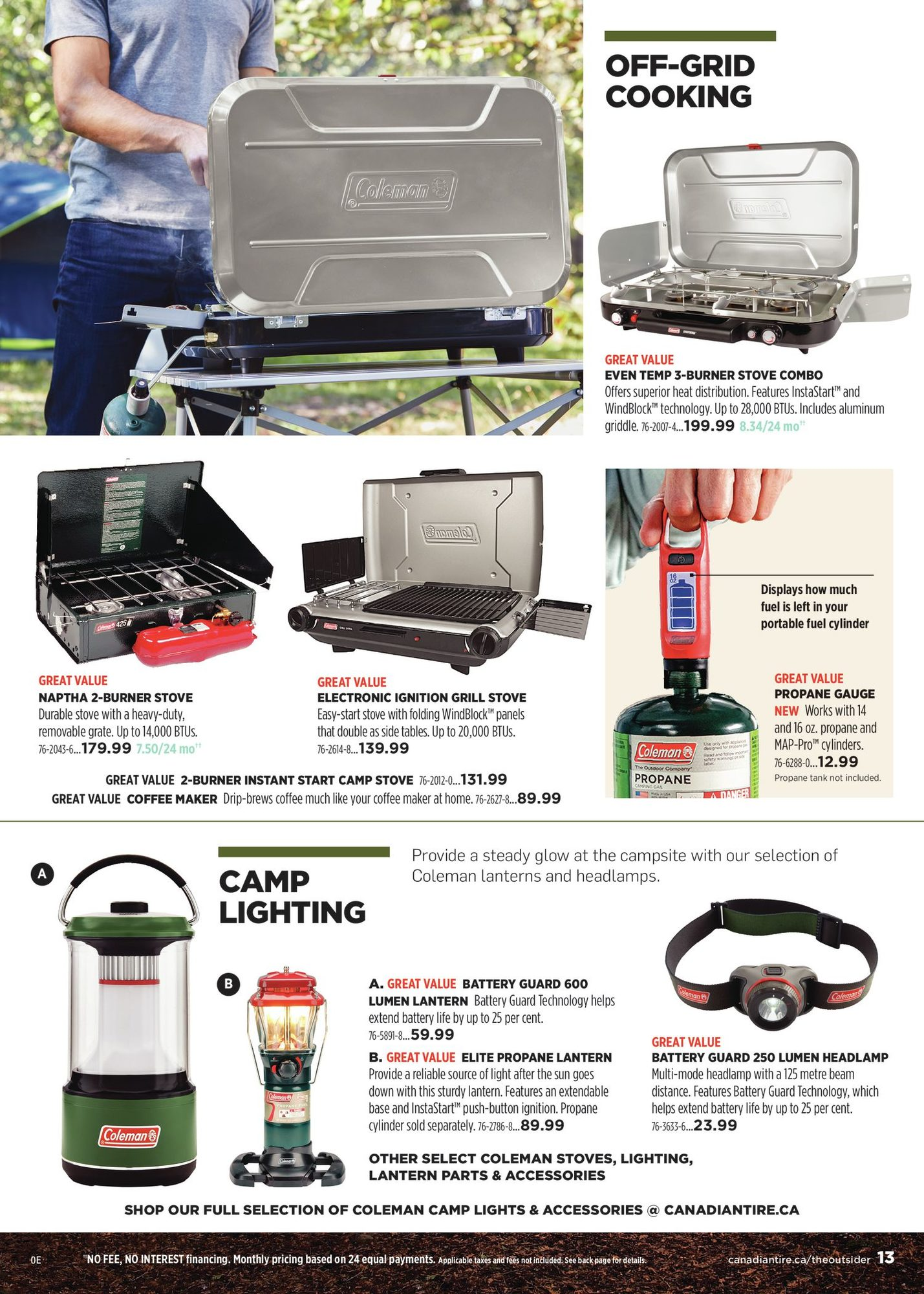 Canadian Tire - The Outsider - Spring/Summer 2021 - Page 13