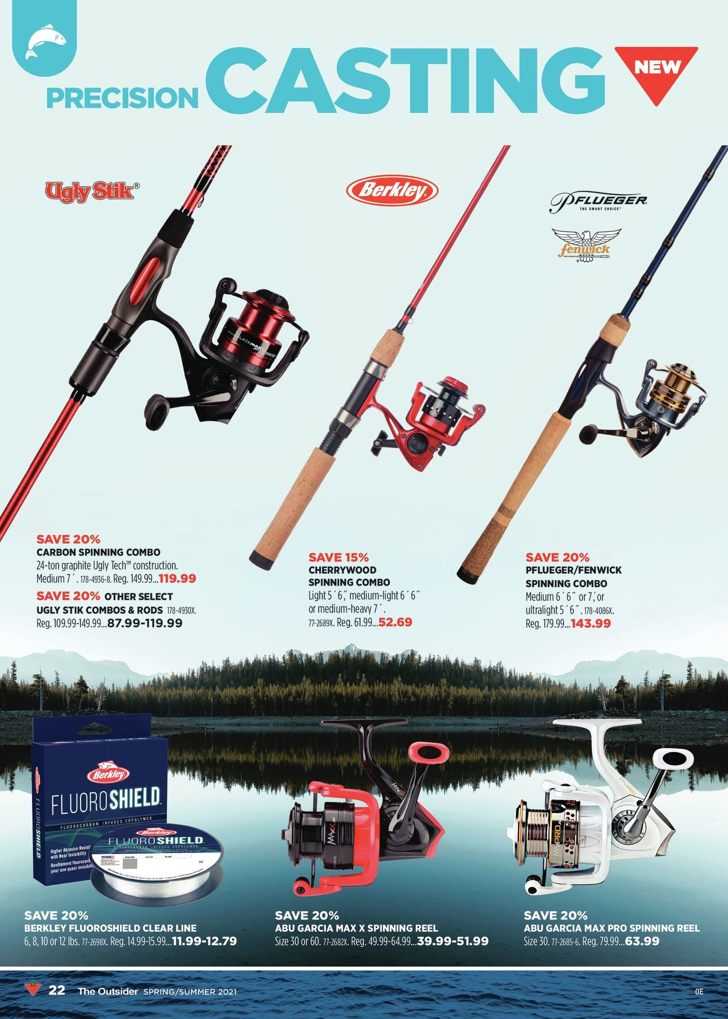 Canadian Tire - The Outsider - Spring/Summer 2021 - Page 22
