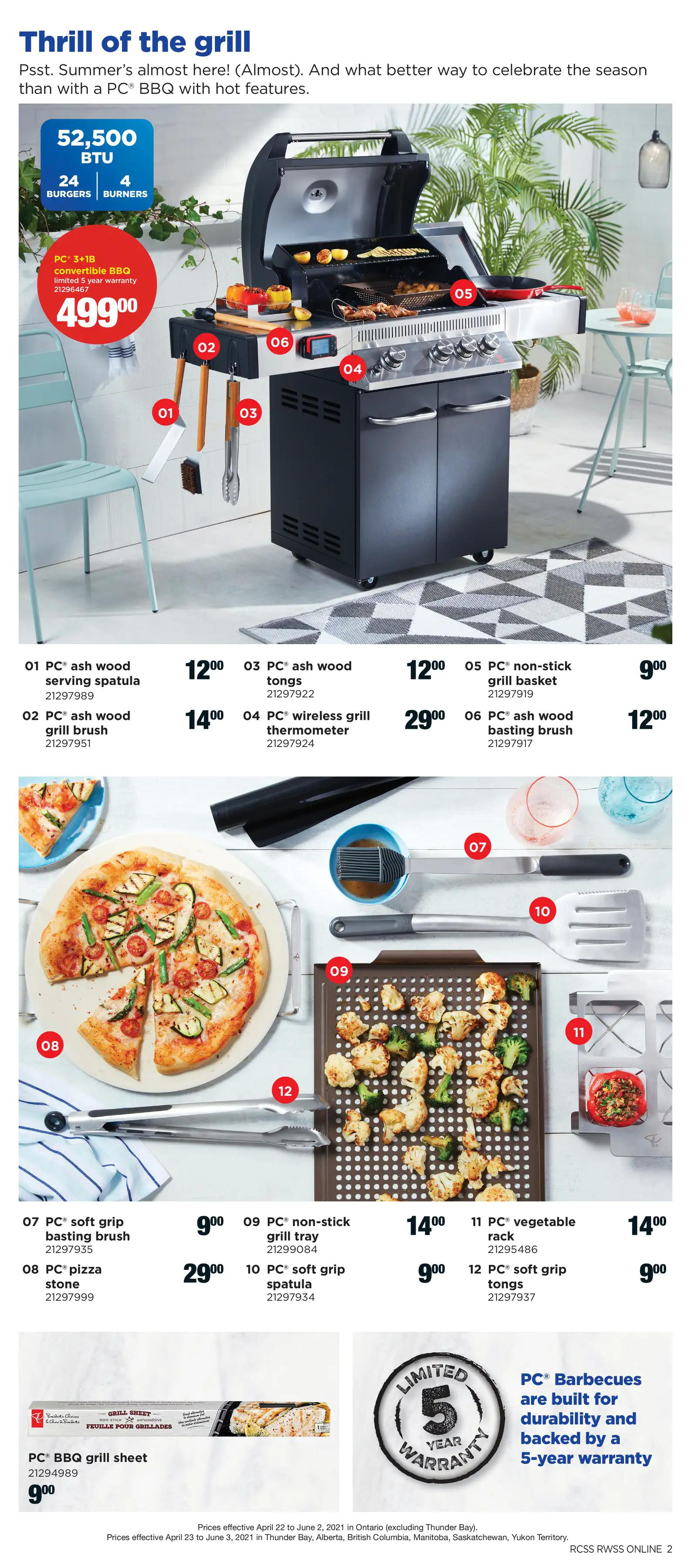 Real Canadian Superstore - Garden Gateway - Page 2
