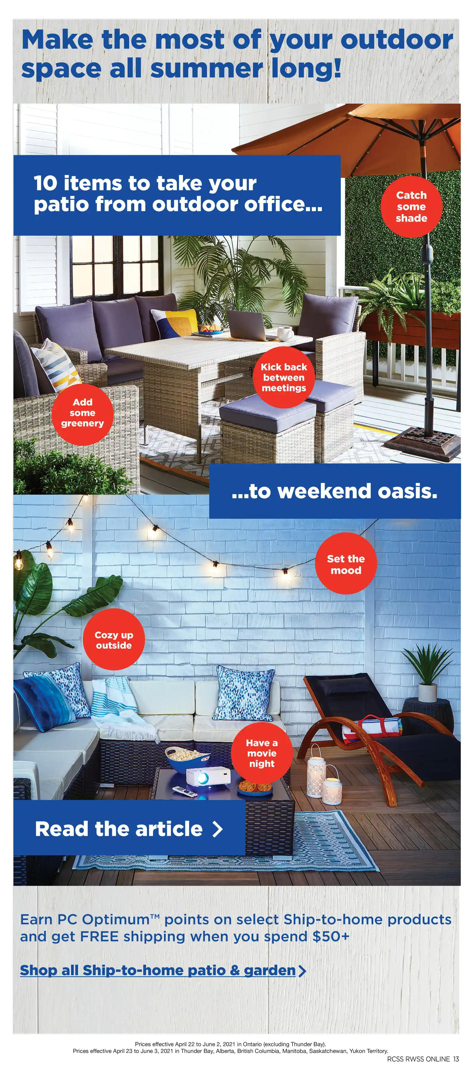 Real Canadian Superstore - Garden Gateway - Page 13