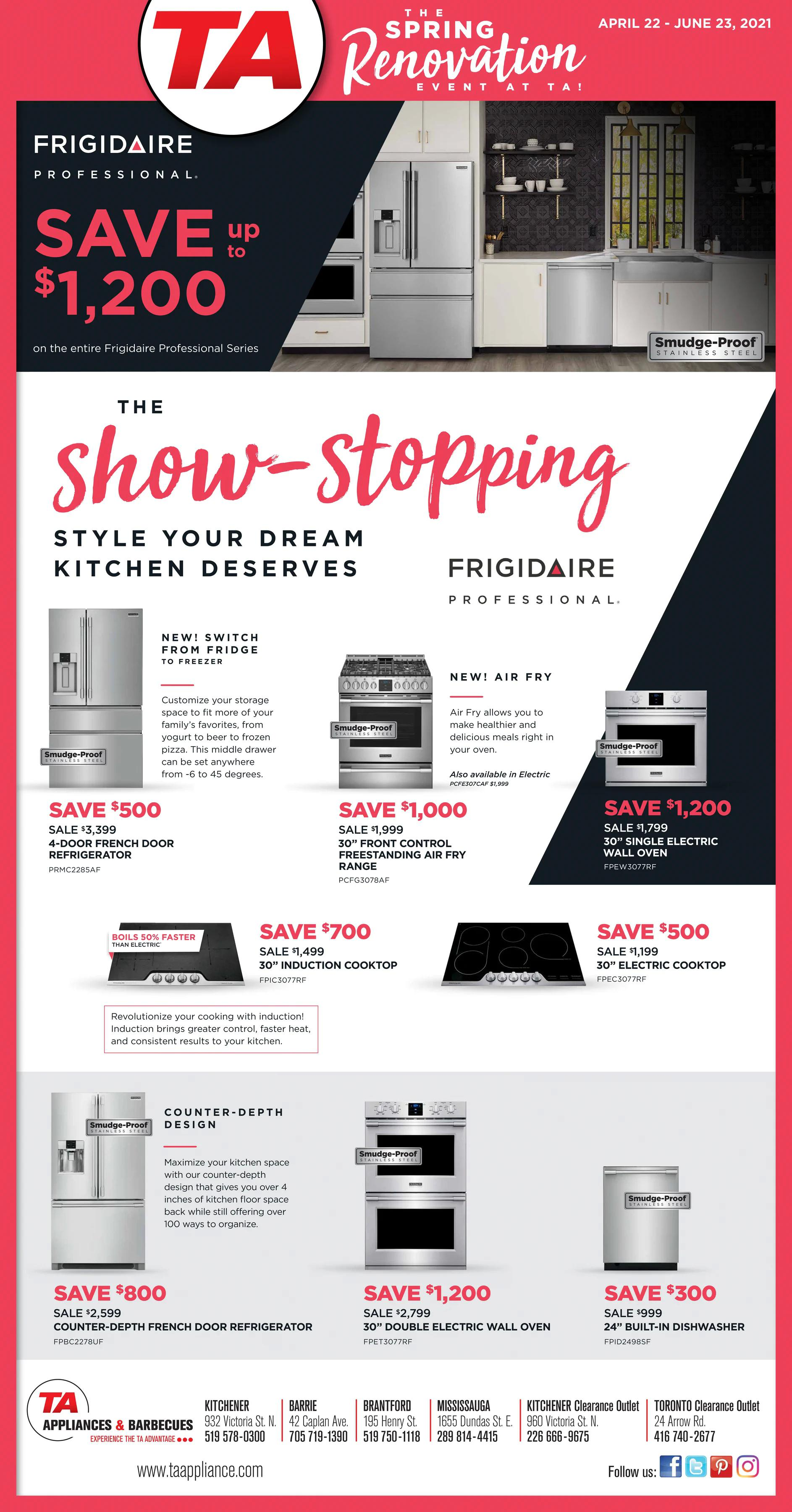 TA Appliance - The Spring Renovation - Page 2