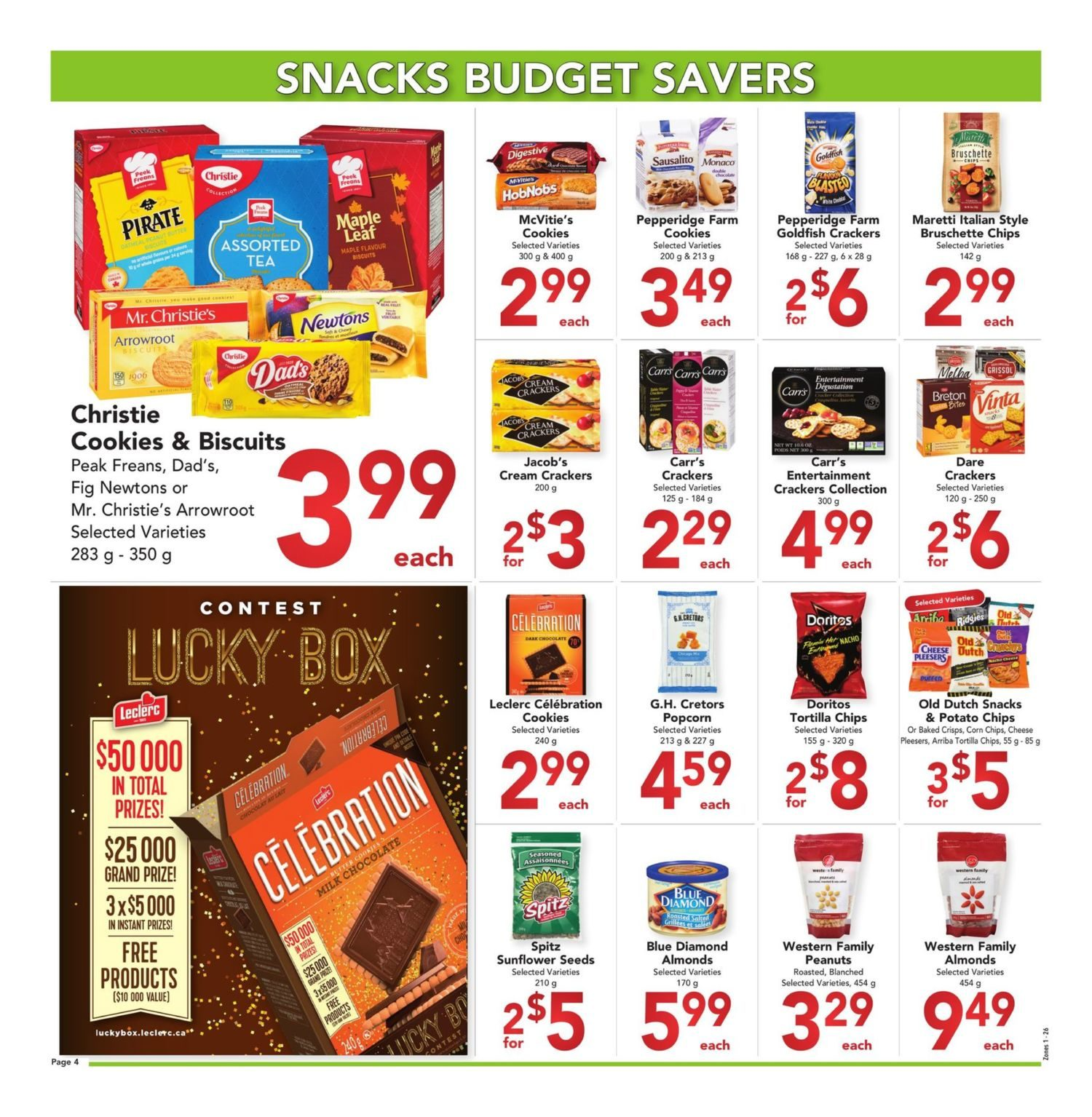 Buy-Low Foods - Budget Savers - Page 4