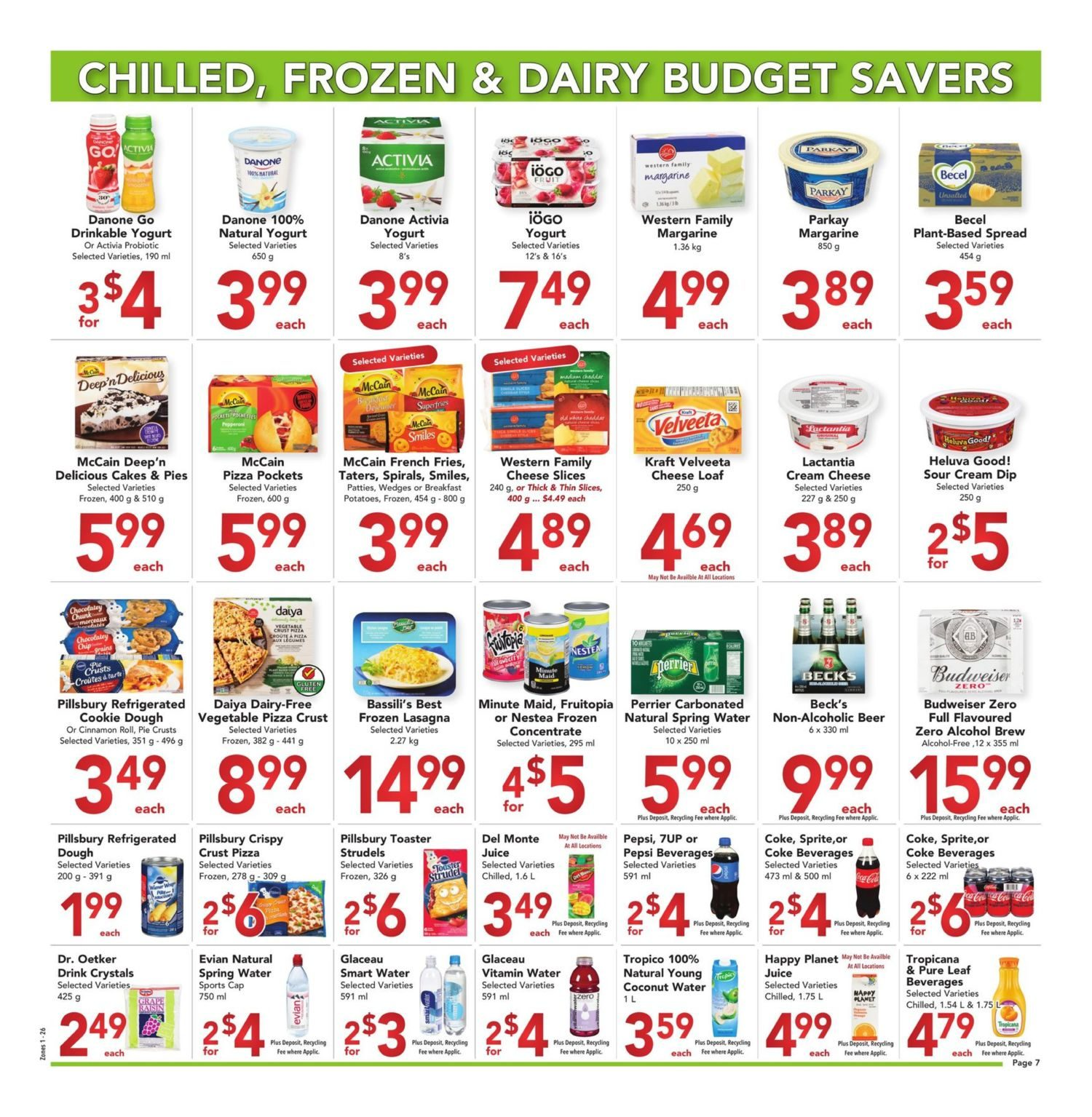 Buy-Low Foods - Budget Savers - Page 7