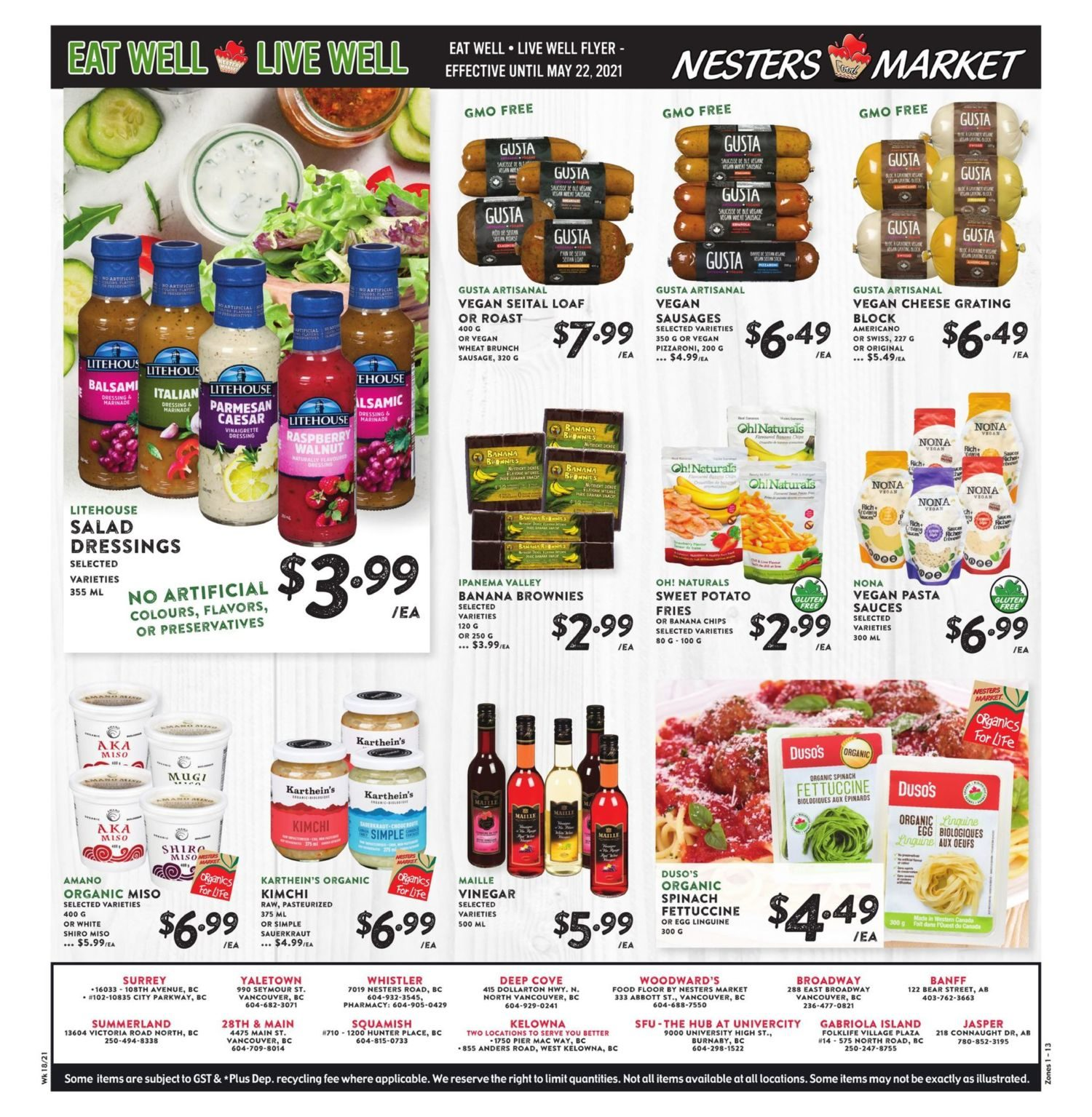 Nesters Market - Eat Well, Live Well - Page 8
