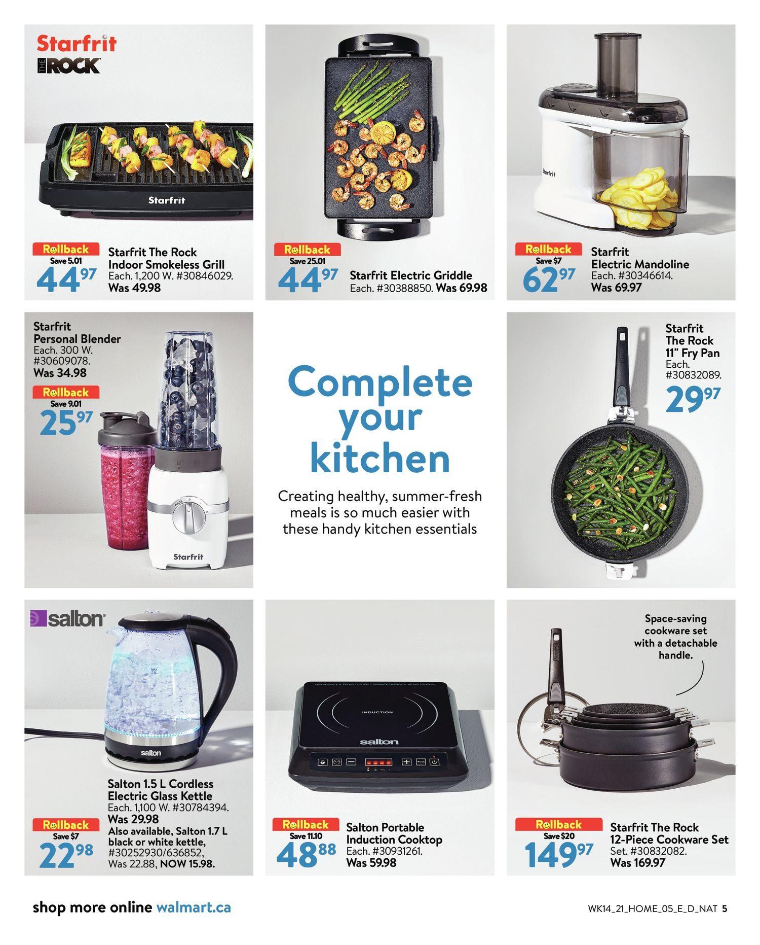 Walmart - Home Book - Page 5