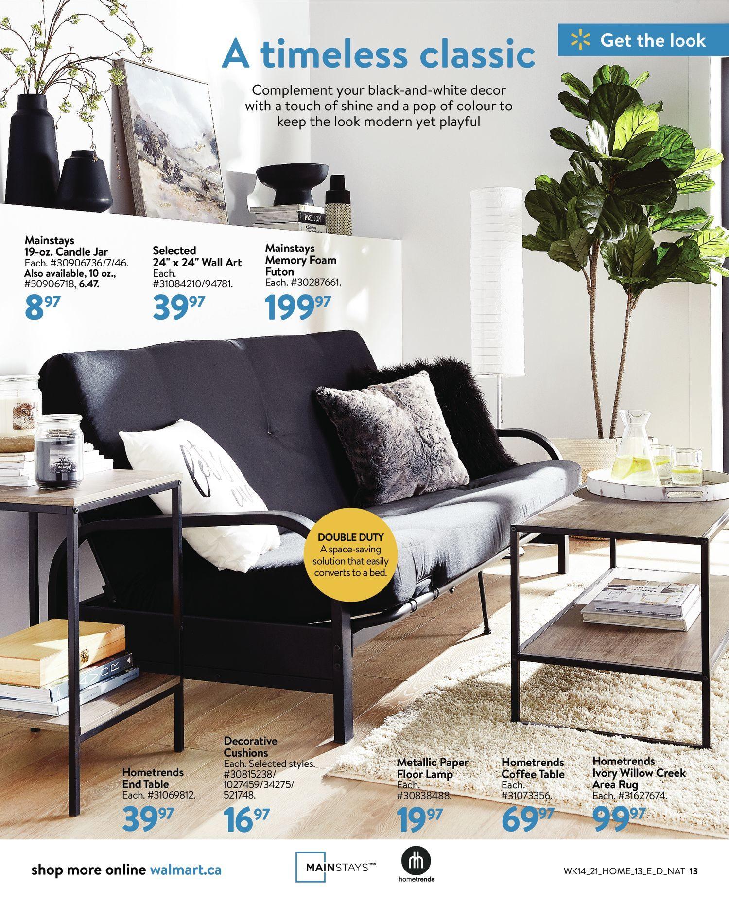 Walmart - Home Book - Page 13