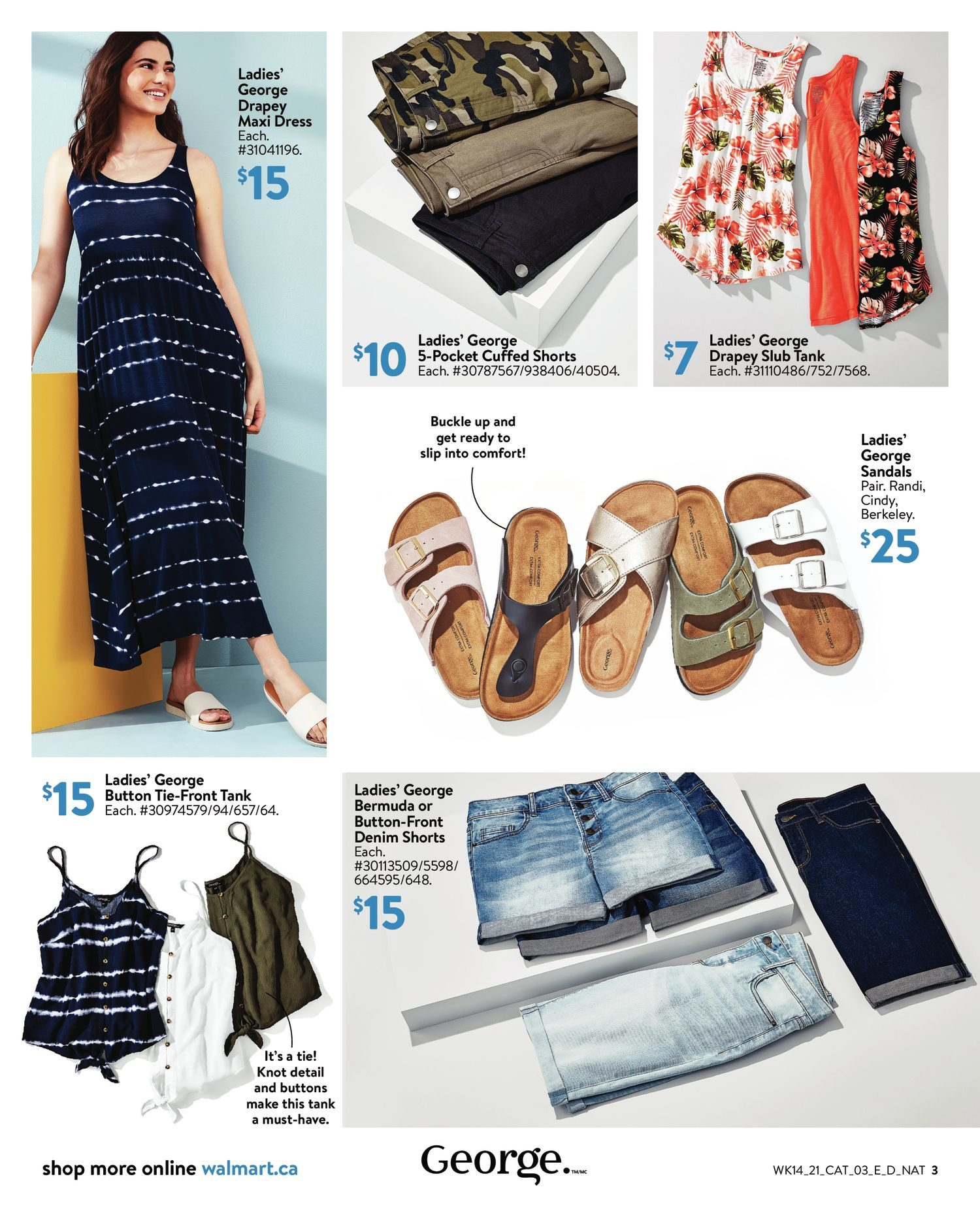 Walmart - Weekends Book - Page 3