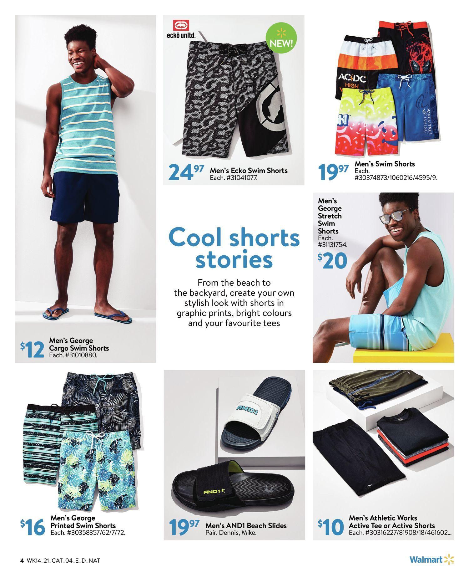 Walmart - Weekends Book - Page 4