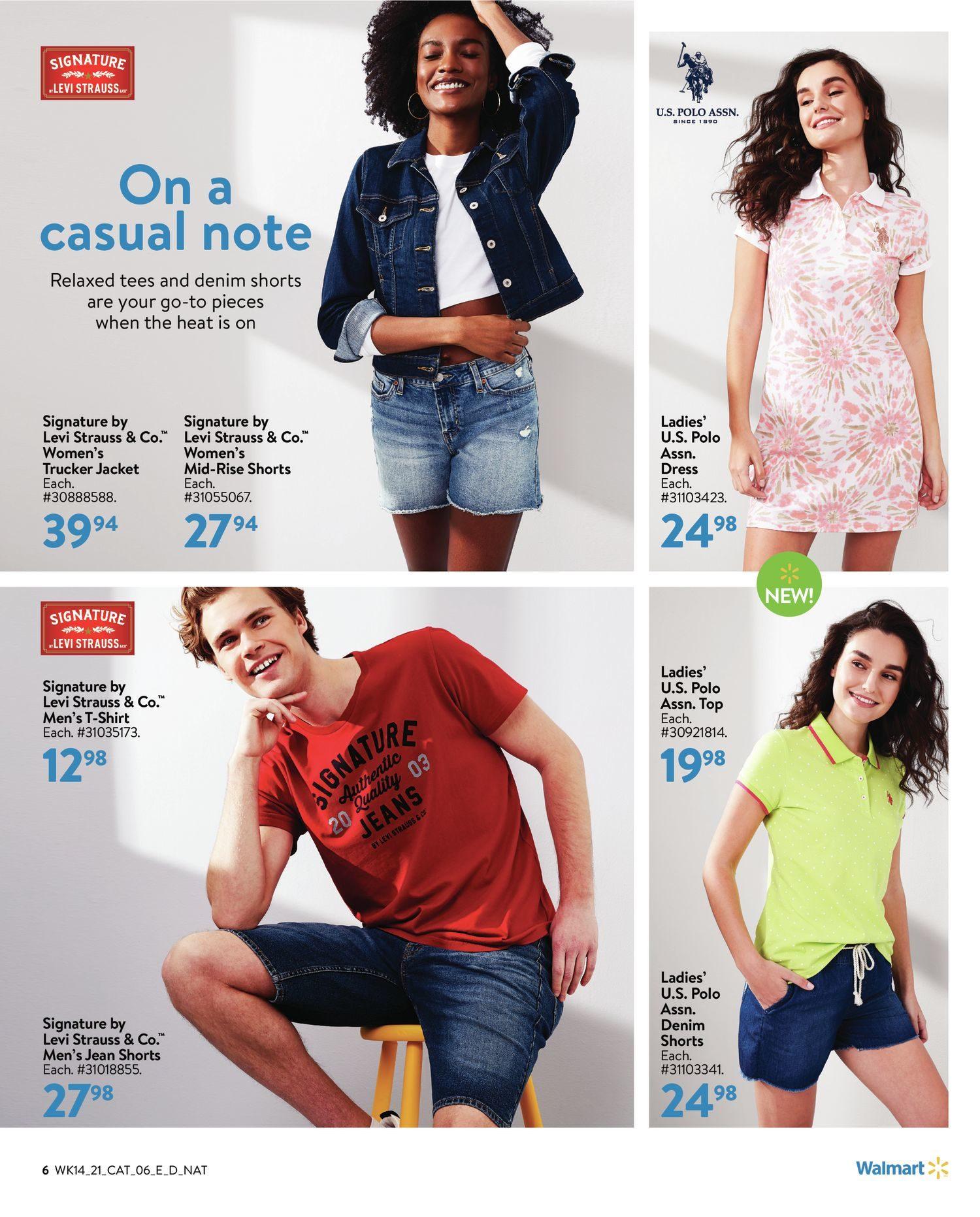 Walmart - Weekends Book - Page 6