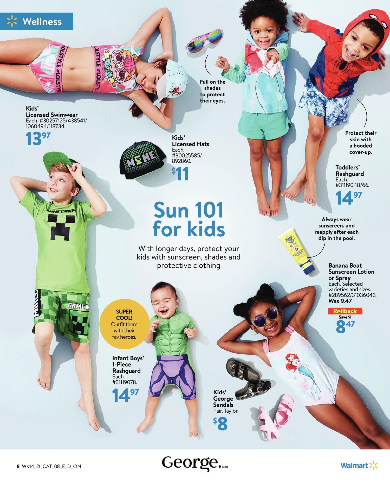 Walmart - Weekends Book - Page 8