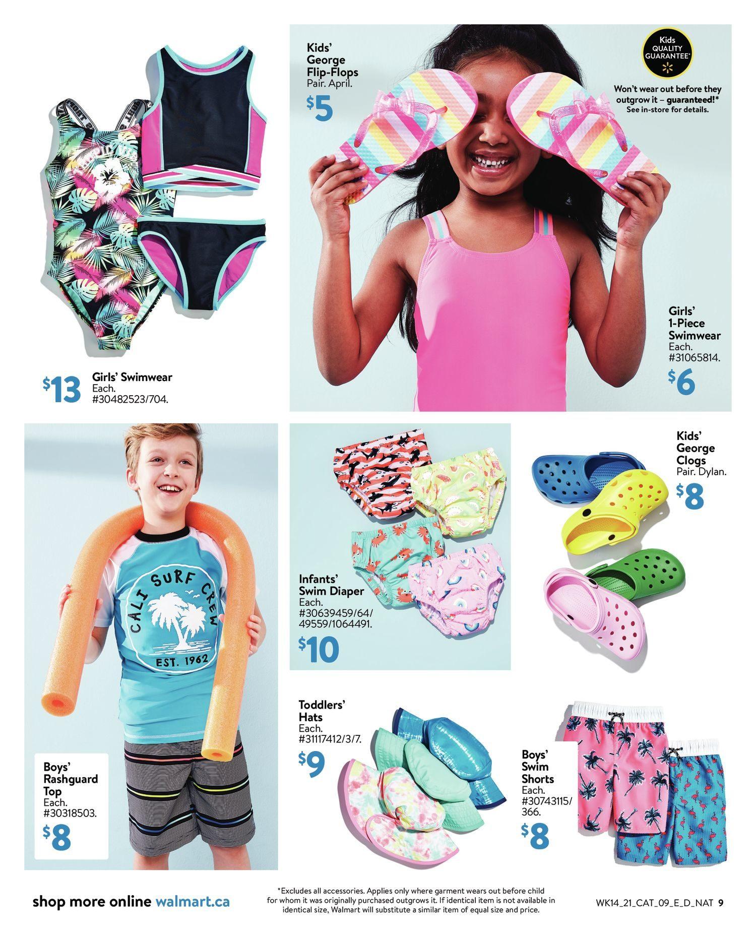 Walmart - Weekends Book - Page 9