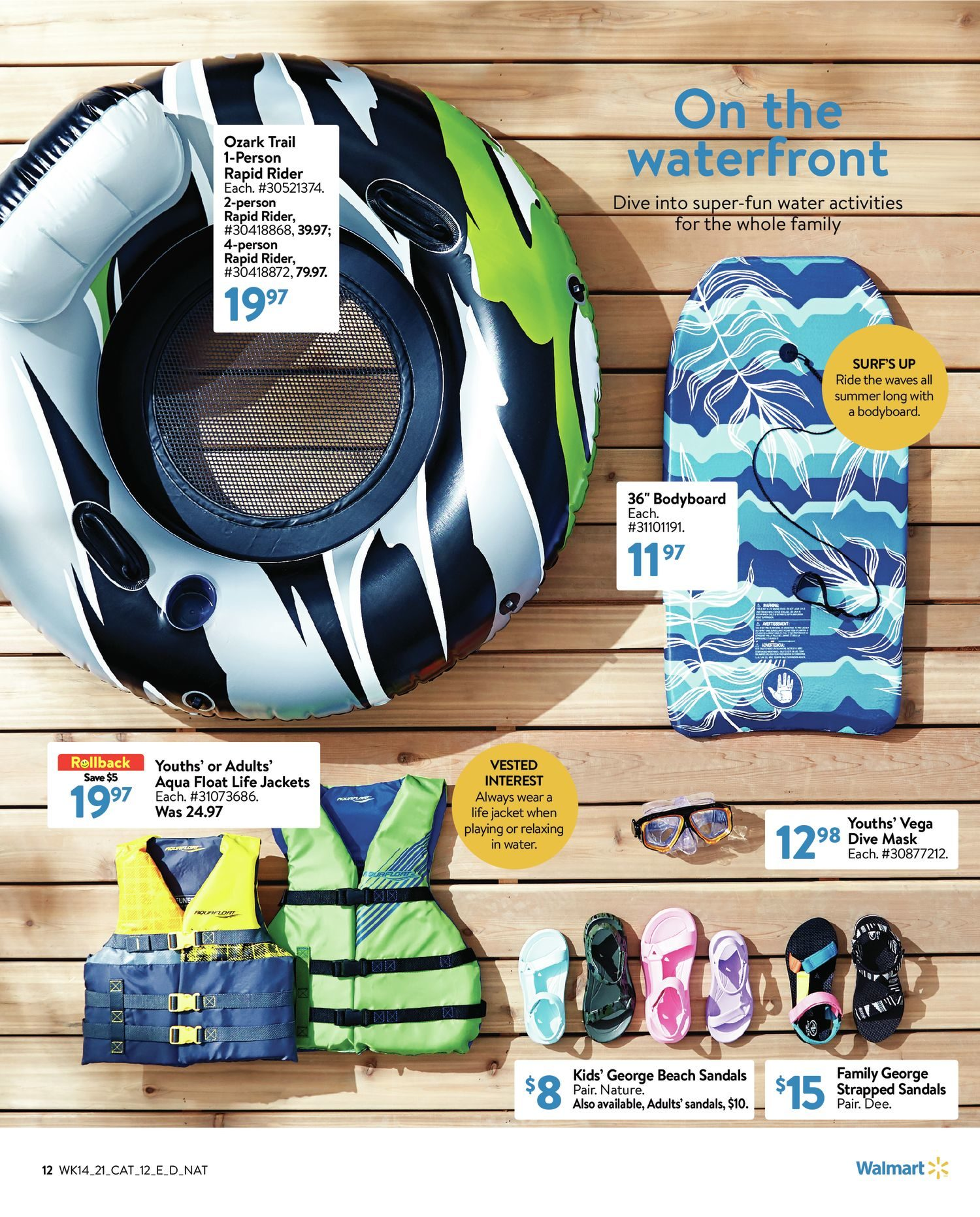 Walmart - Weekends Book - Page 12