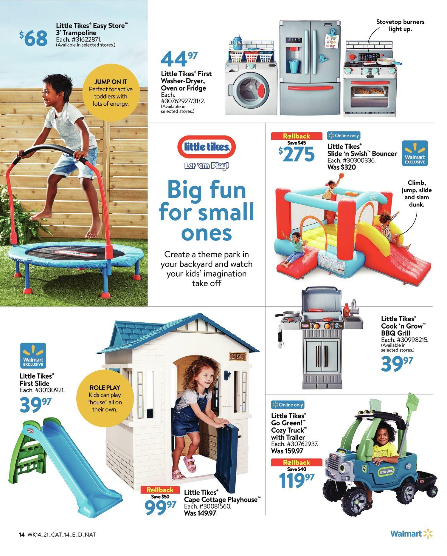 Walmart - Weekends Book - Page 14