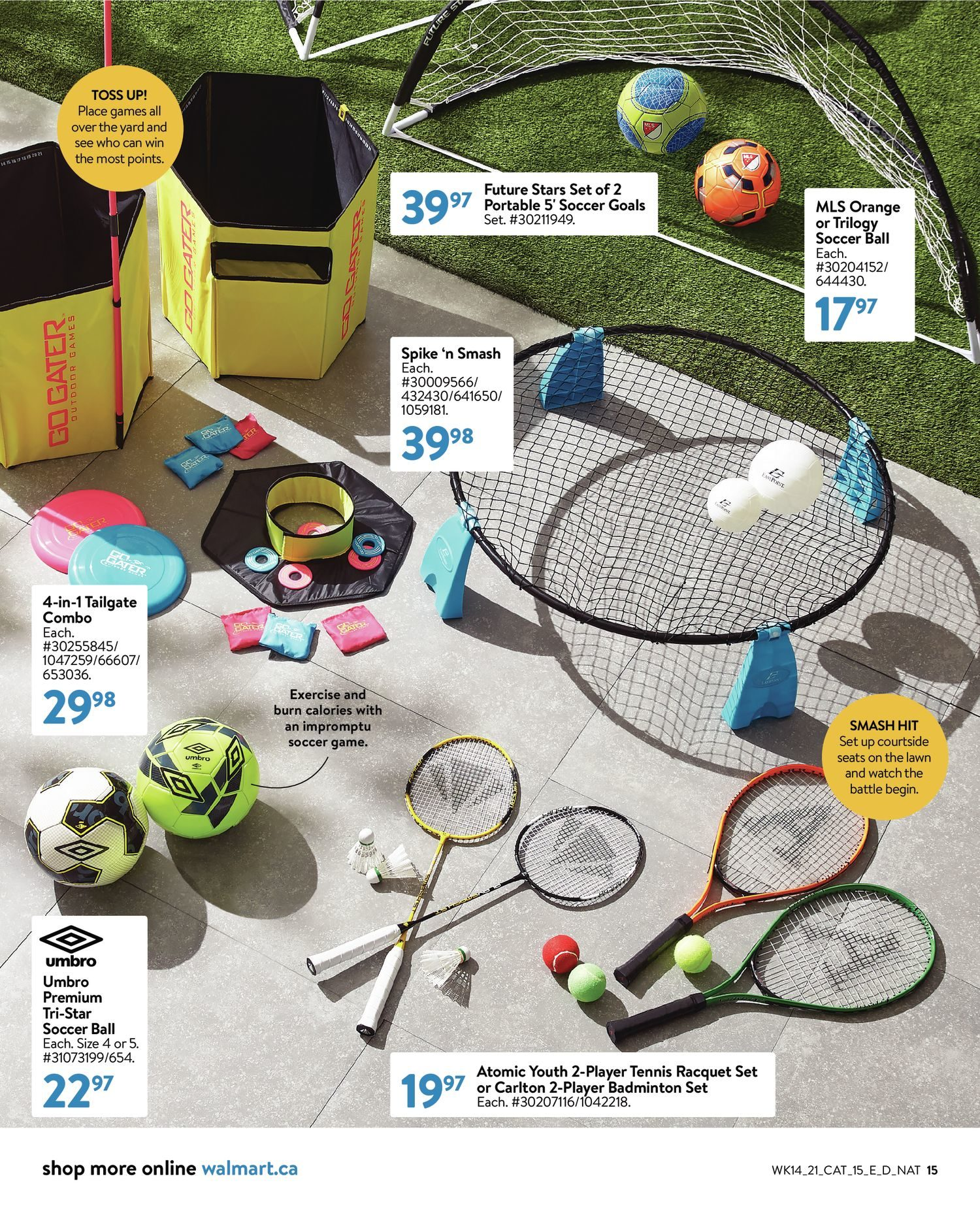 Walmart - Weekends Book - Page 15