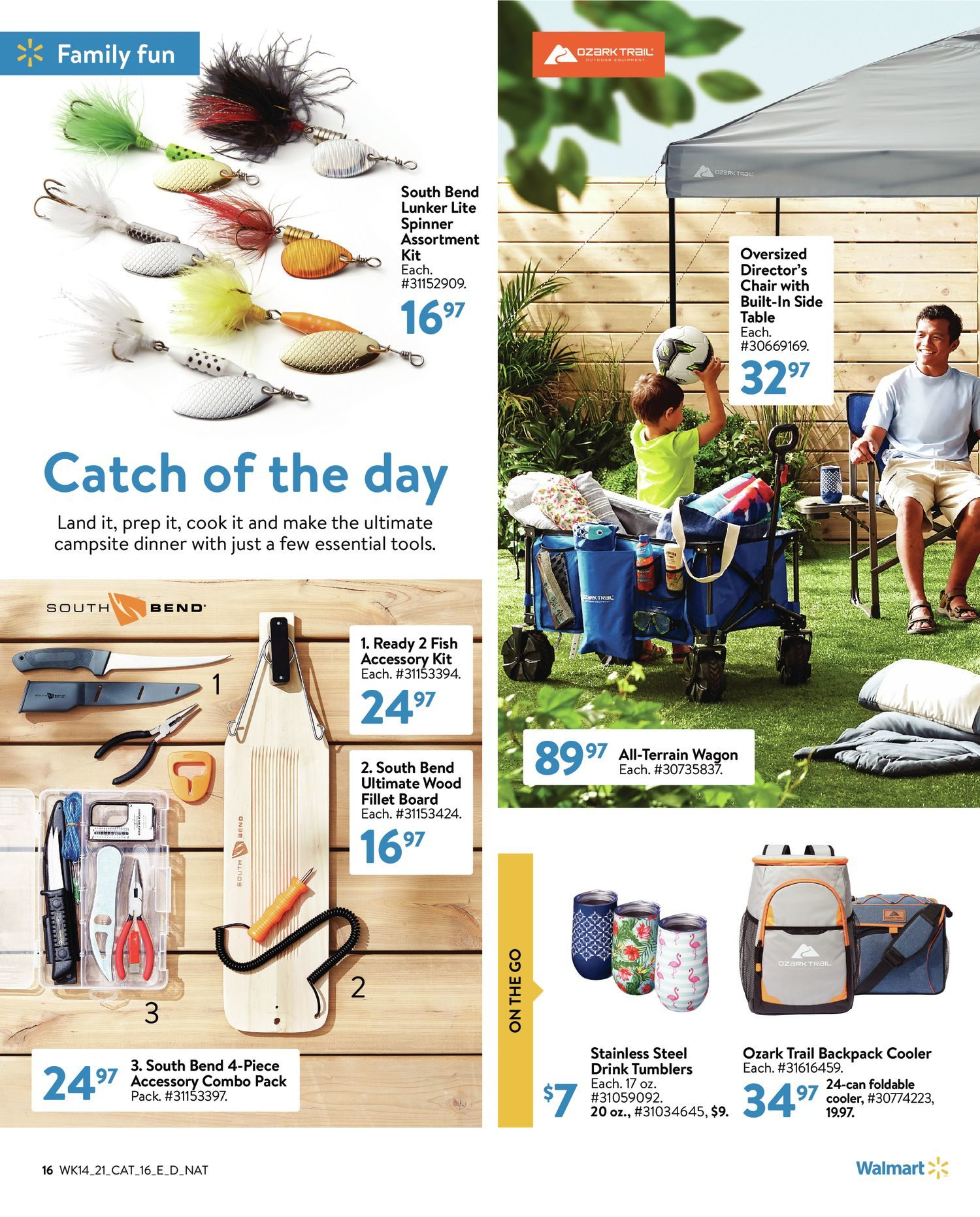 Walmart - Weekends Book - Page 16