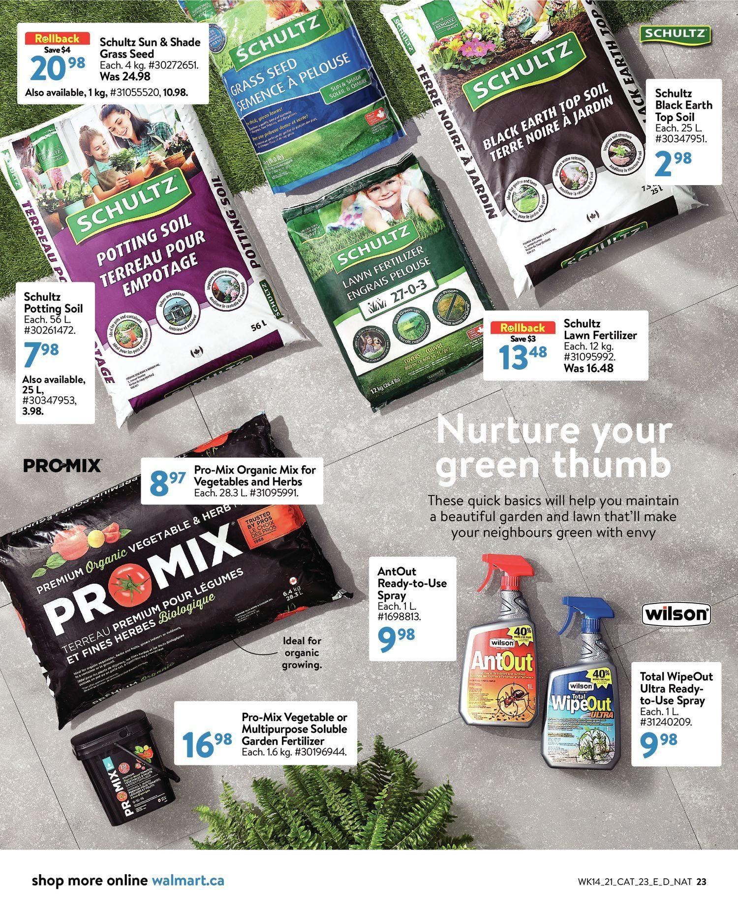 Walmart - Weekends Book - Page 23