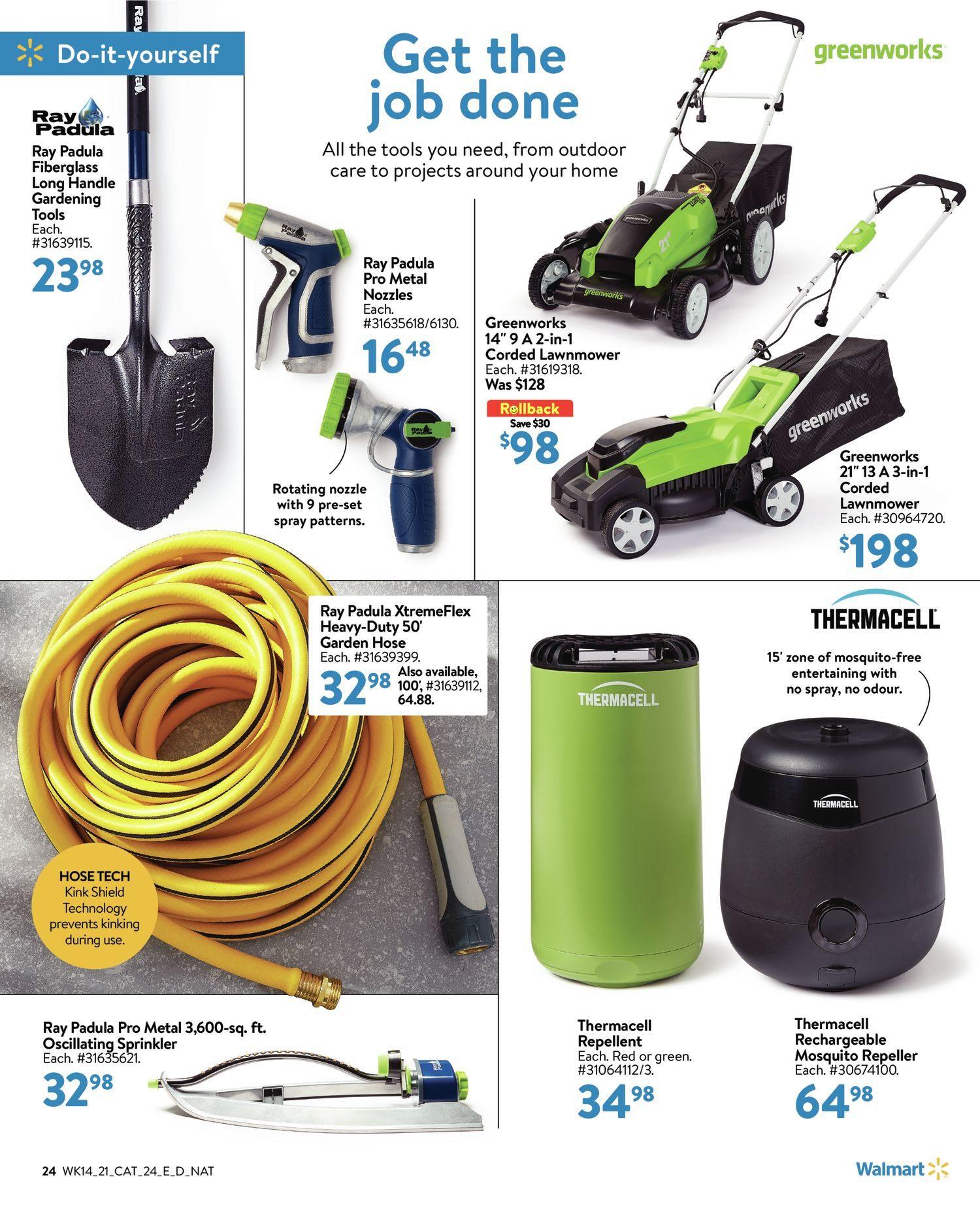 Walmart - Weekends Book - Page 24