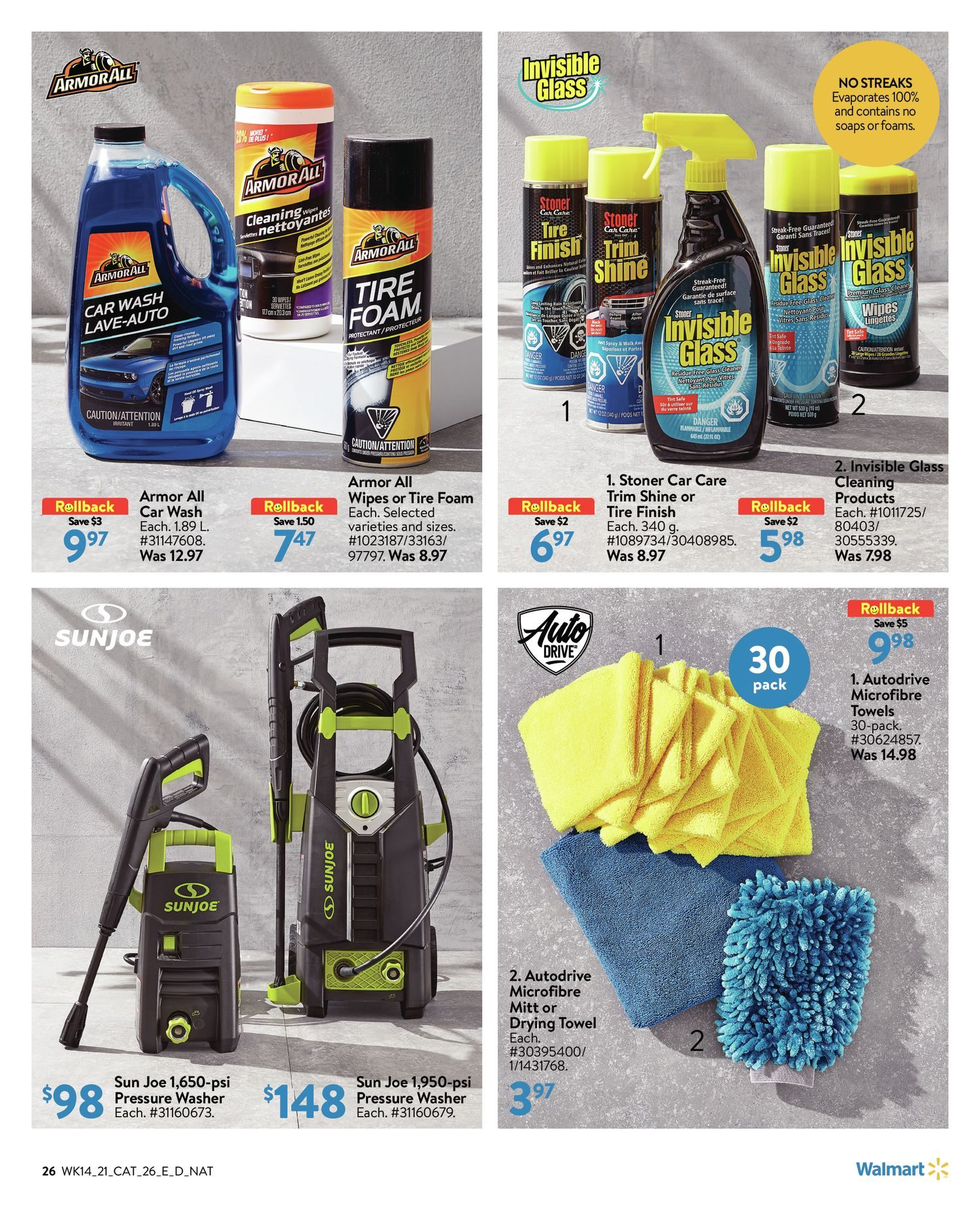 Walmart - Weekends Book - Page 26