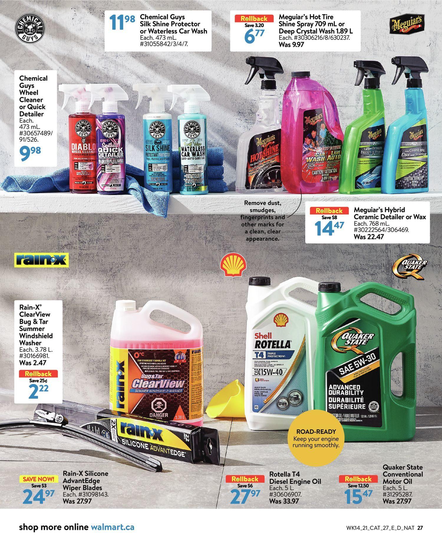 Walmart - Weekends Book - Page 27