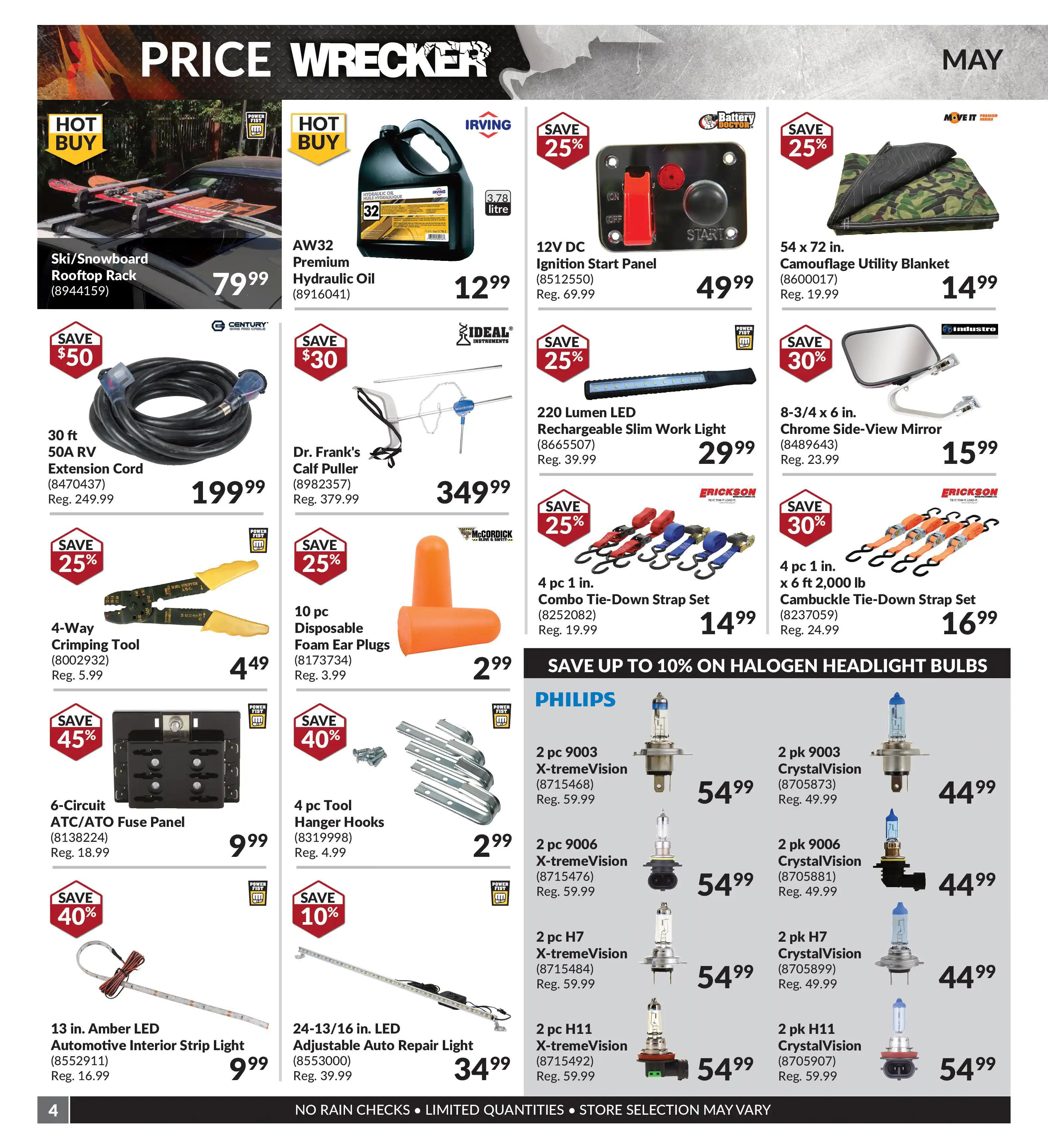 Princess Auto - Price Wrecker - Page 4