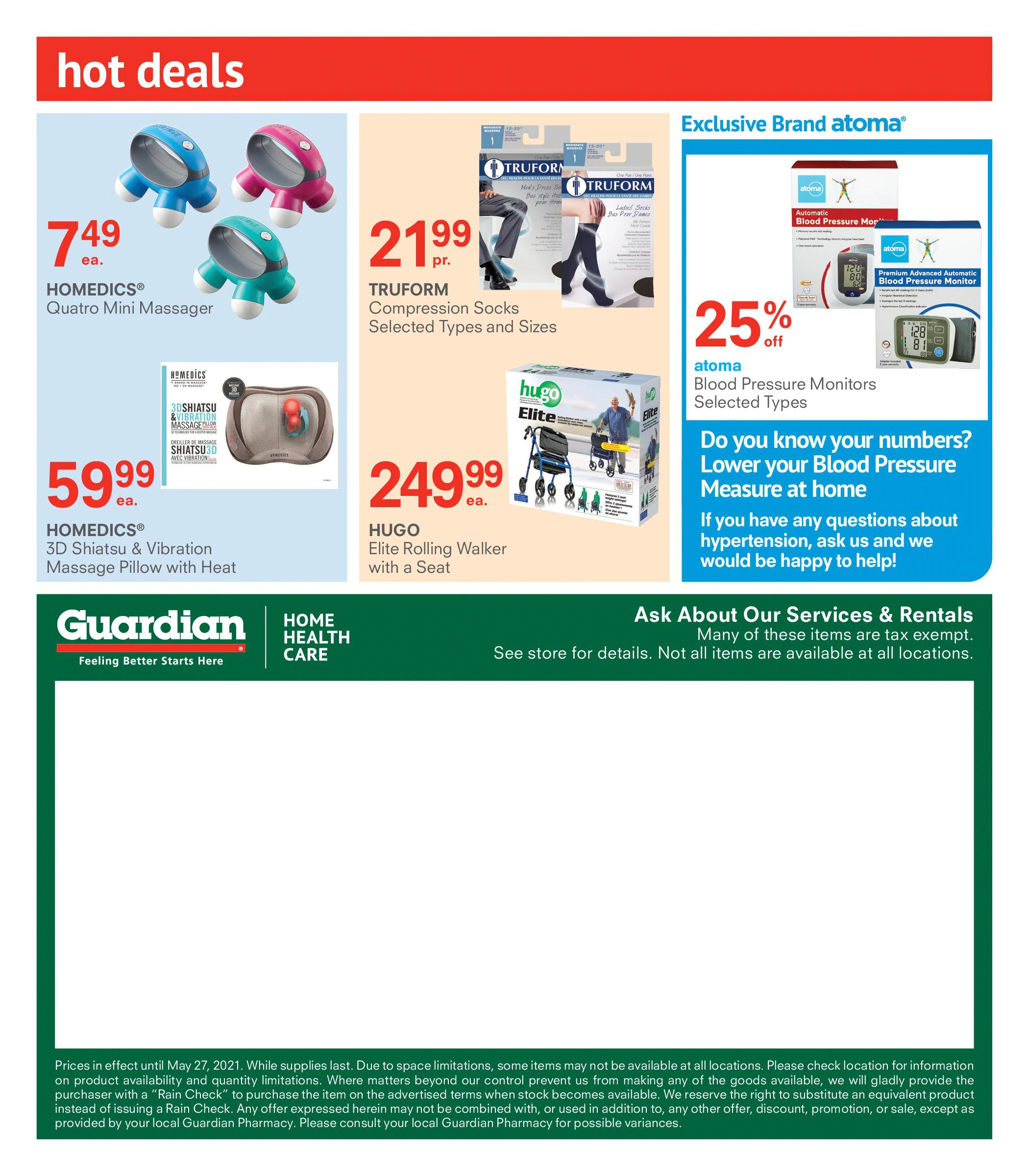 Guardian IDA Pharmacies - Spring into Savings - Page 5
