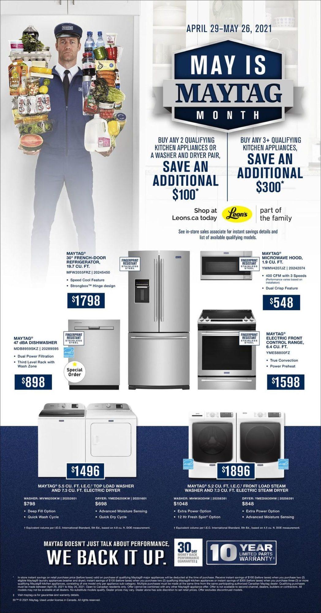 Leon's - Appliance Sale - Page 2