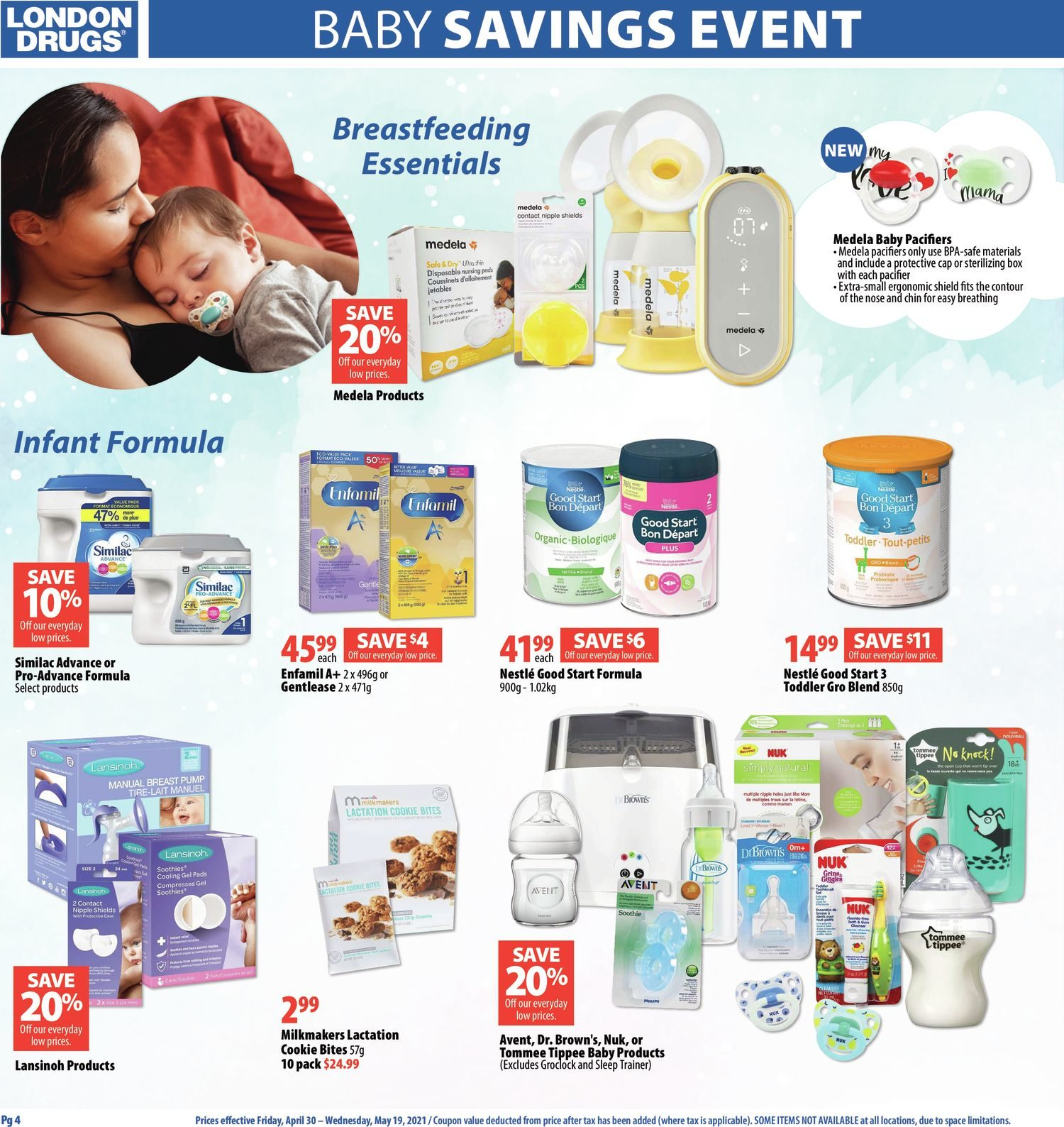 London Drugs - Baby Savings Event - Page 4