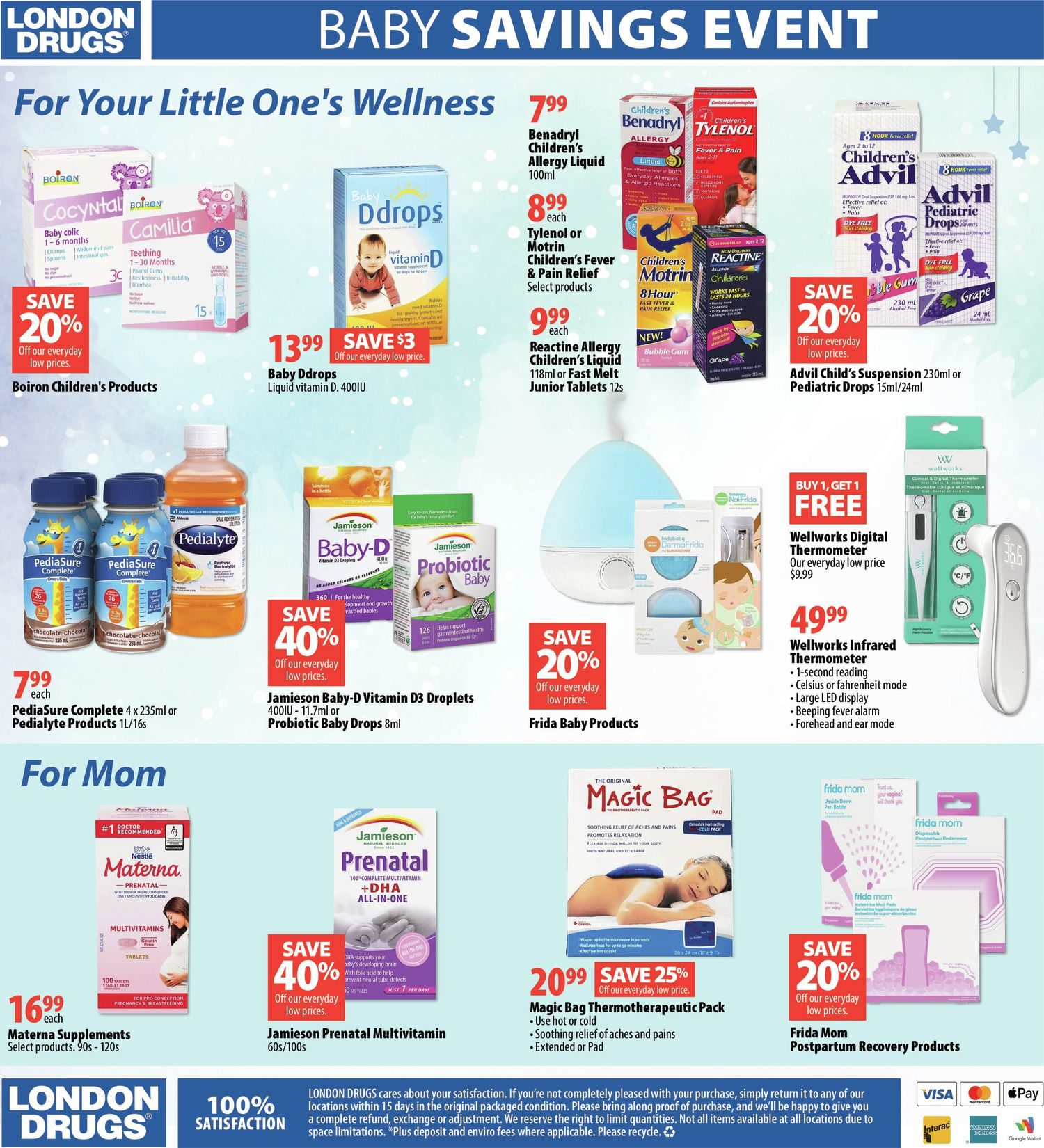 London Drugs - Baby Savings Event - Page 8