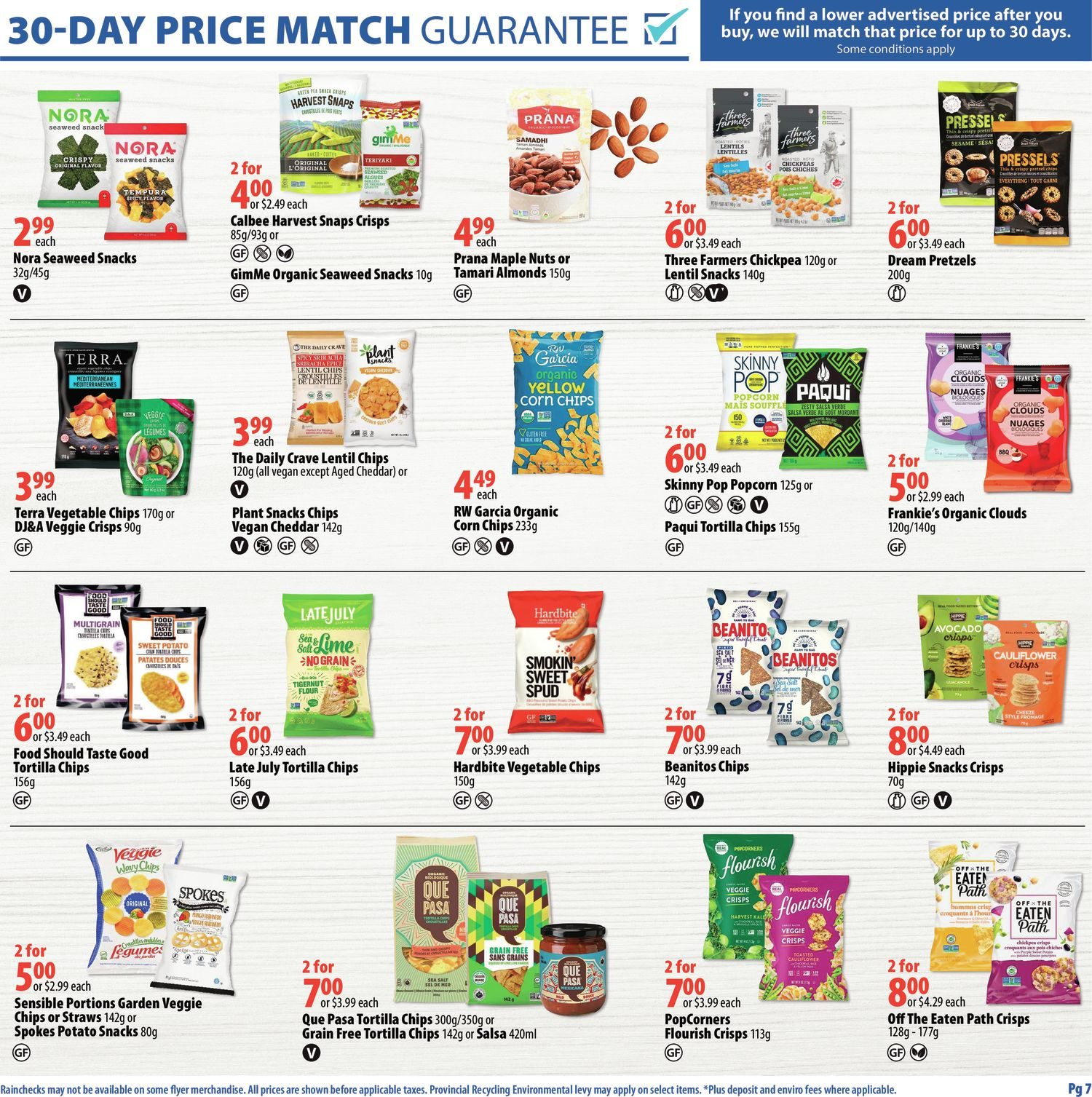 London Drugs - Mindful Choices - Choices To Support Your Lifestyle - Page 7