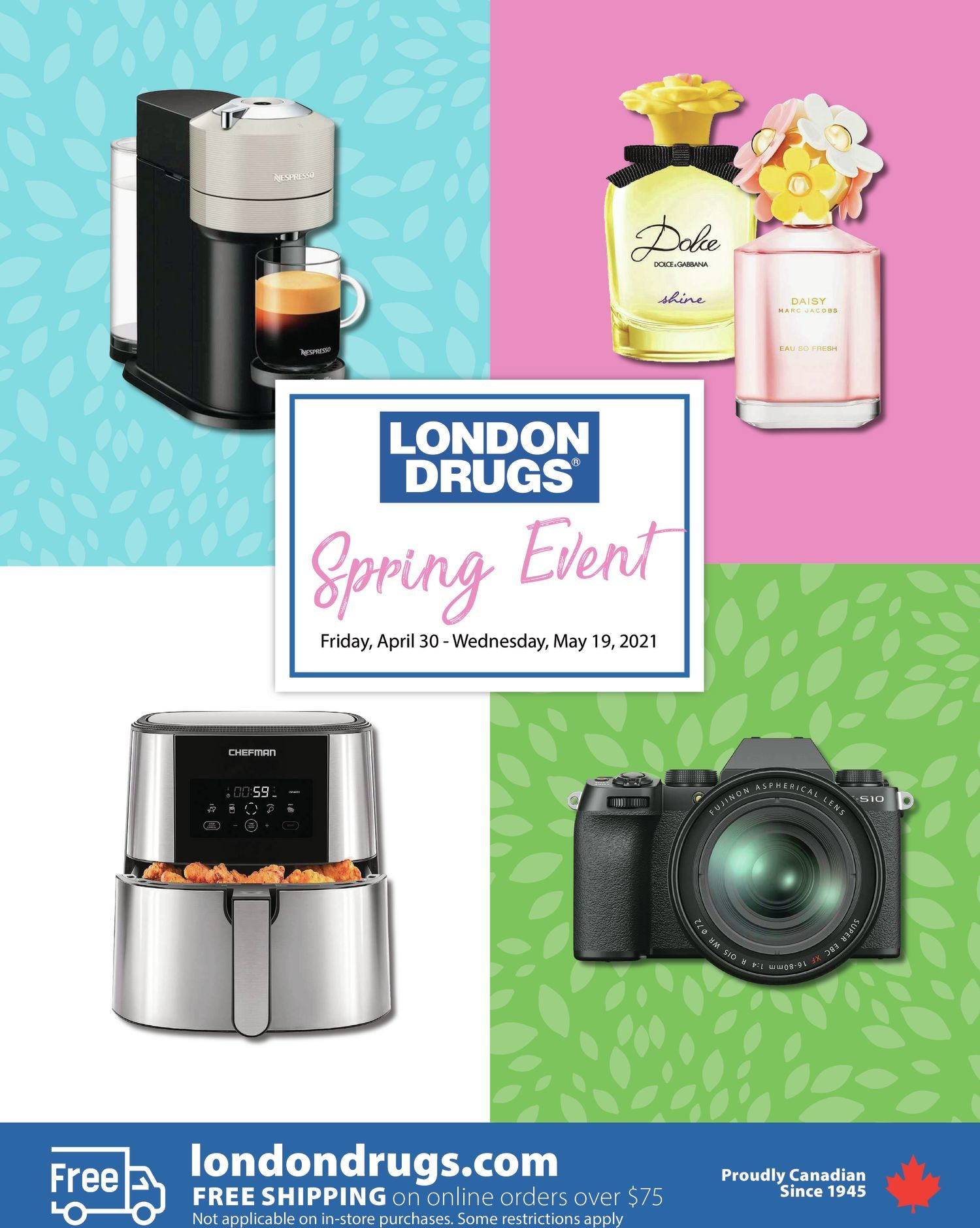 London Drugs - Spring Event