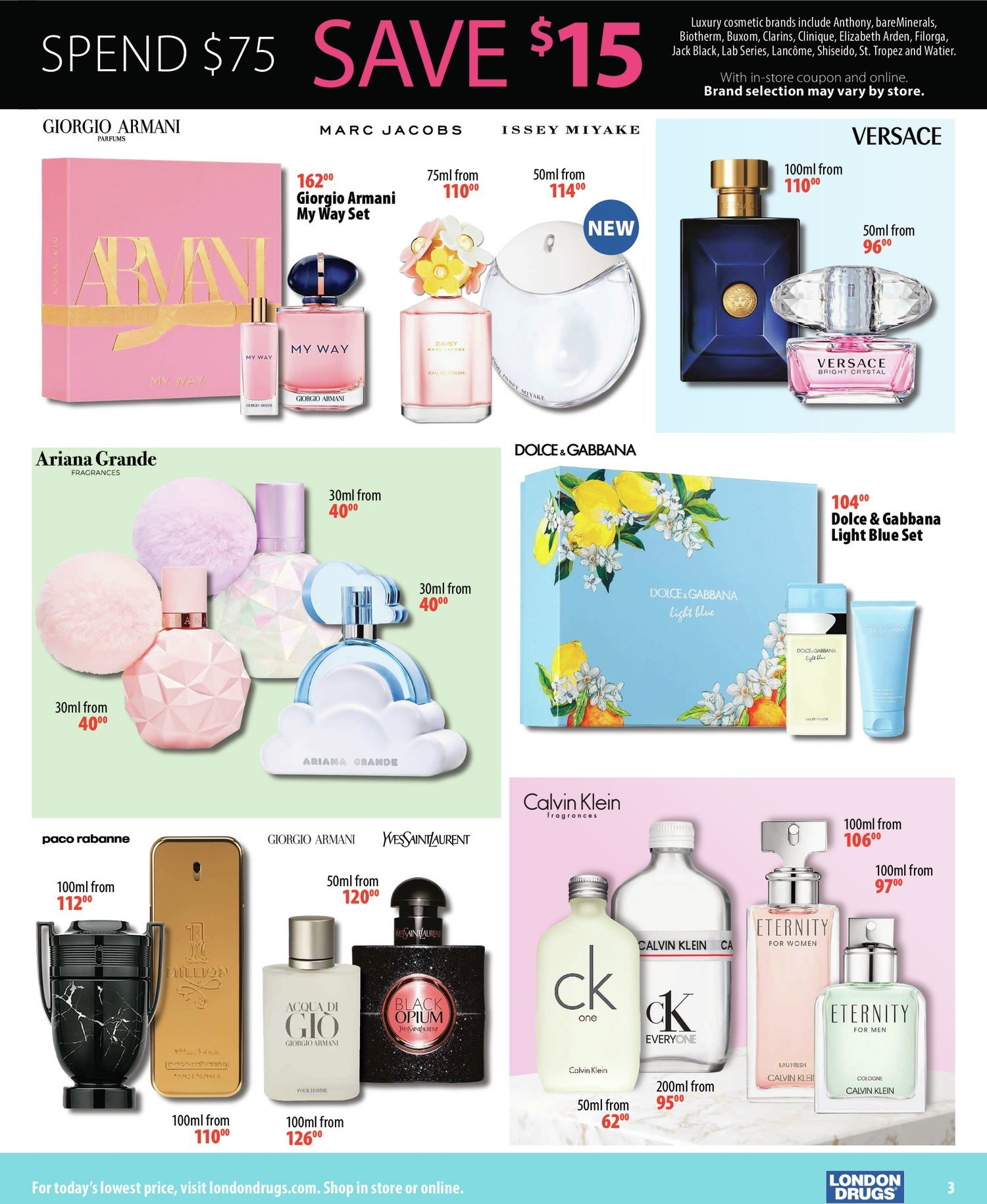 London Drugs - Spring Event - Page 3