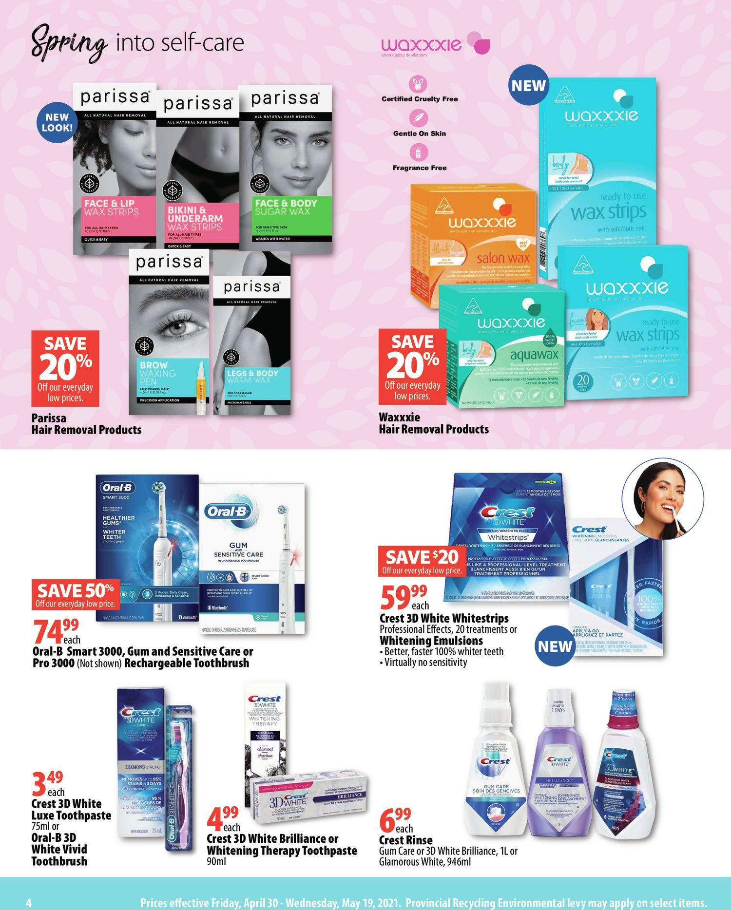 London Drugs - Spring Event - Page 4