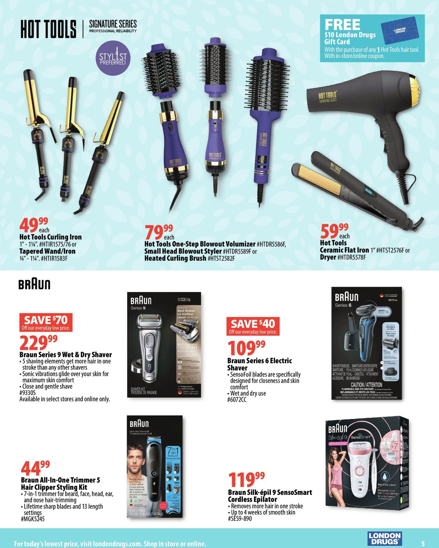 London Drugs - Spring Event - Page 5