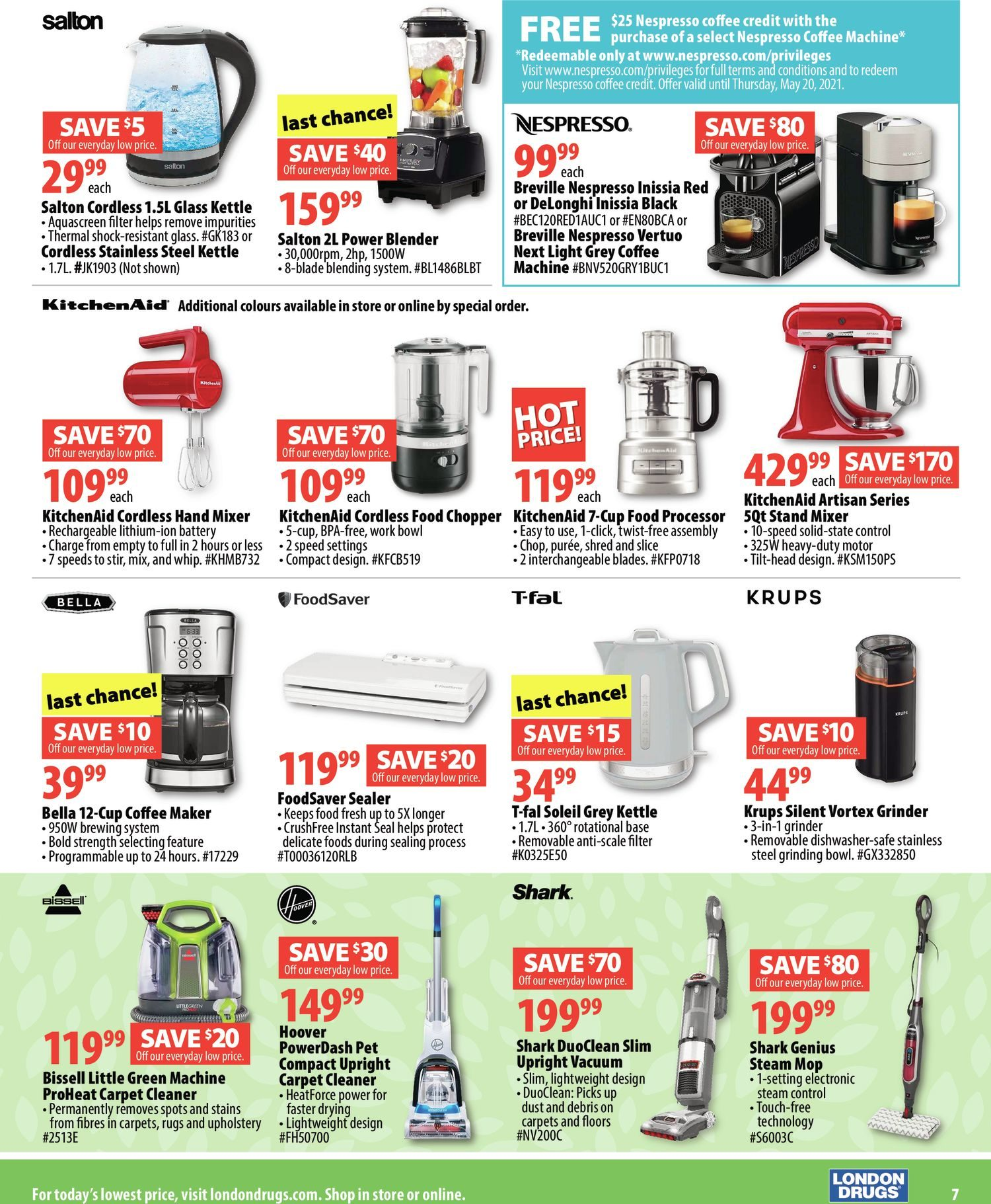 London Drugs - Spring Event - Page 7