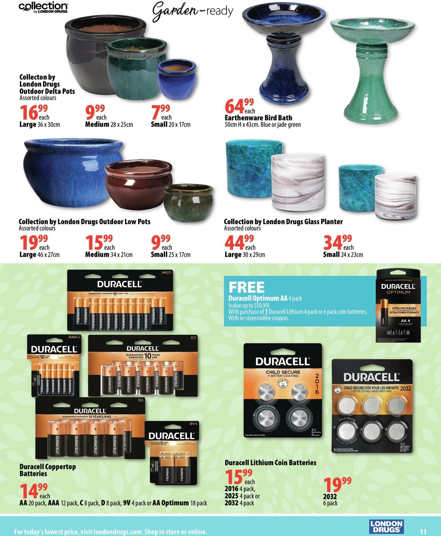 London Drugs - Spring Event - Page 11