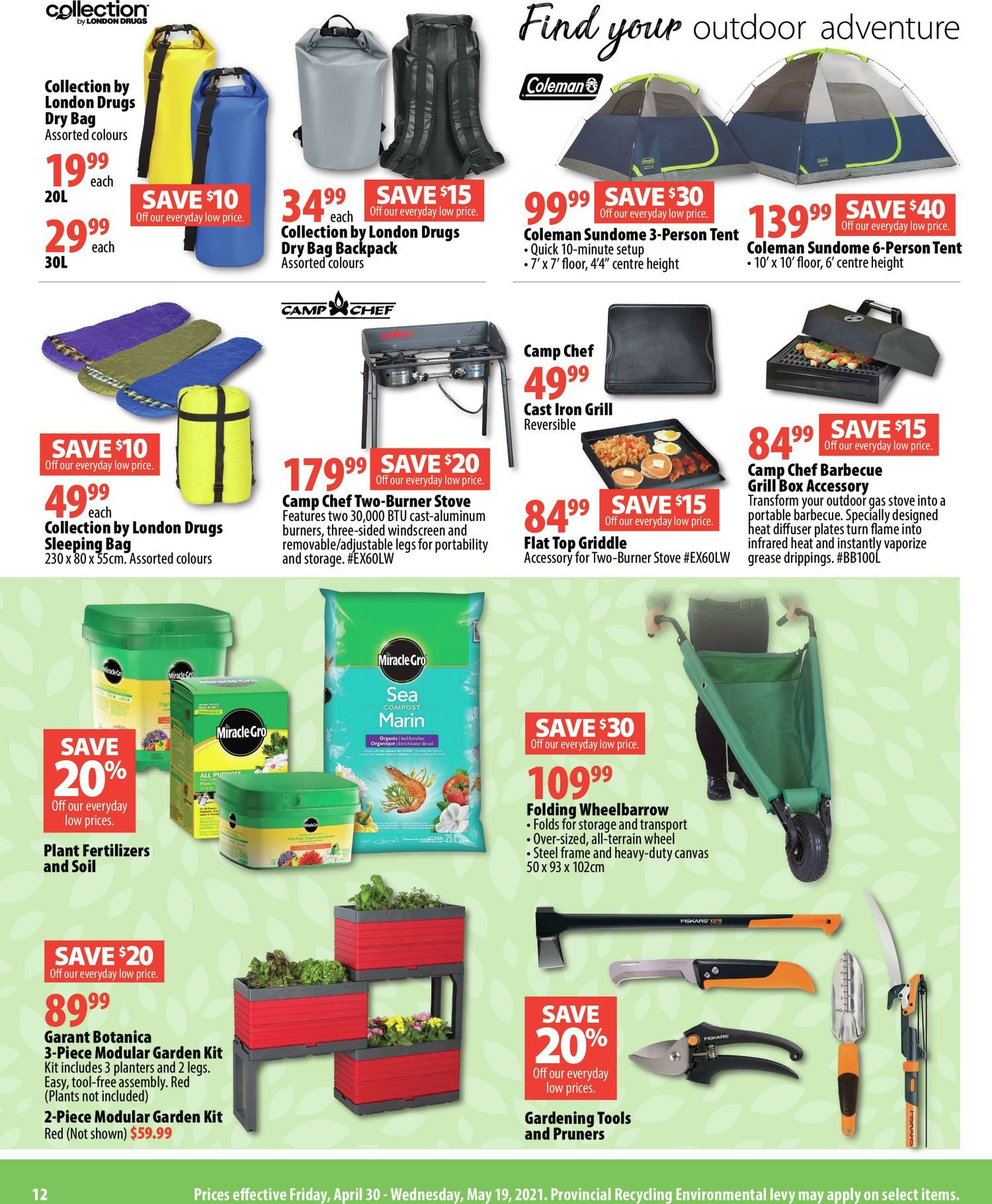 London Drugs - Spring Event - Page 12
