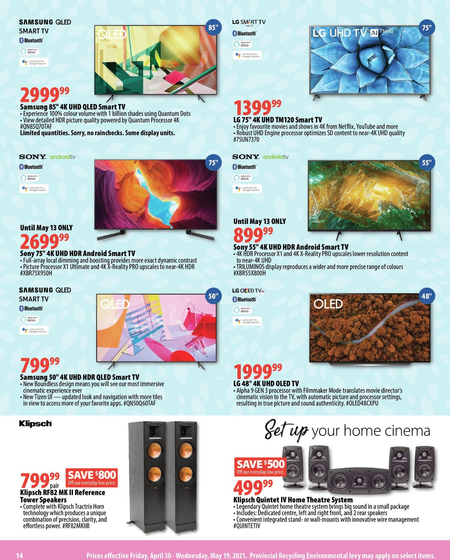 London Drugs - Spring Event - Page 14
