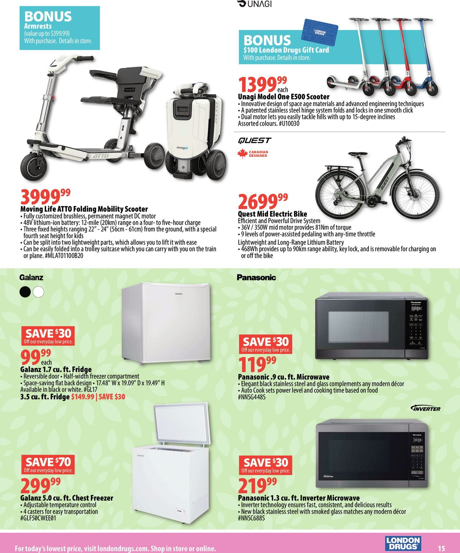 London Drugs - Spring Event - Page 15