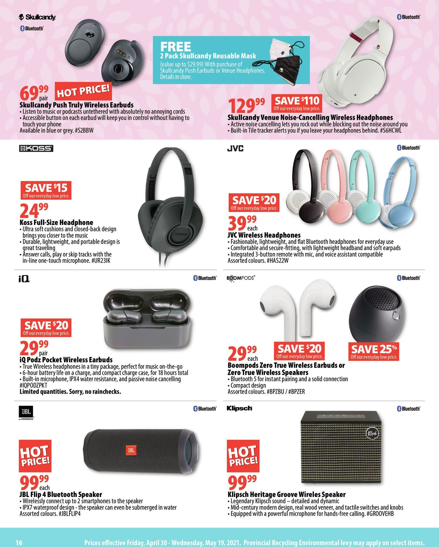 London Drugs - Spring Event - Page 16