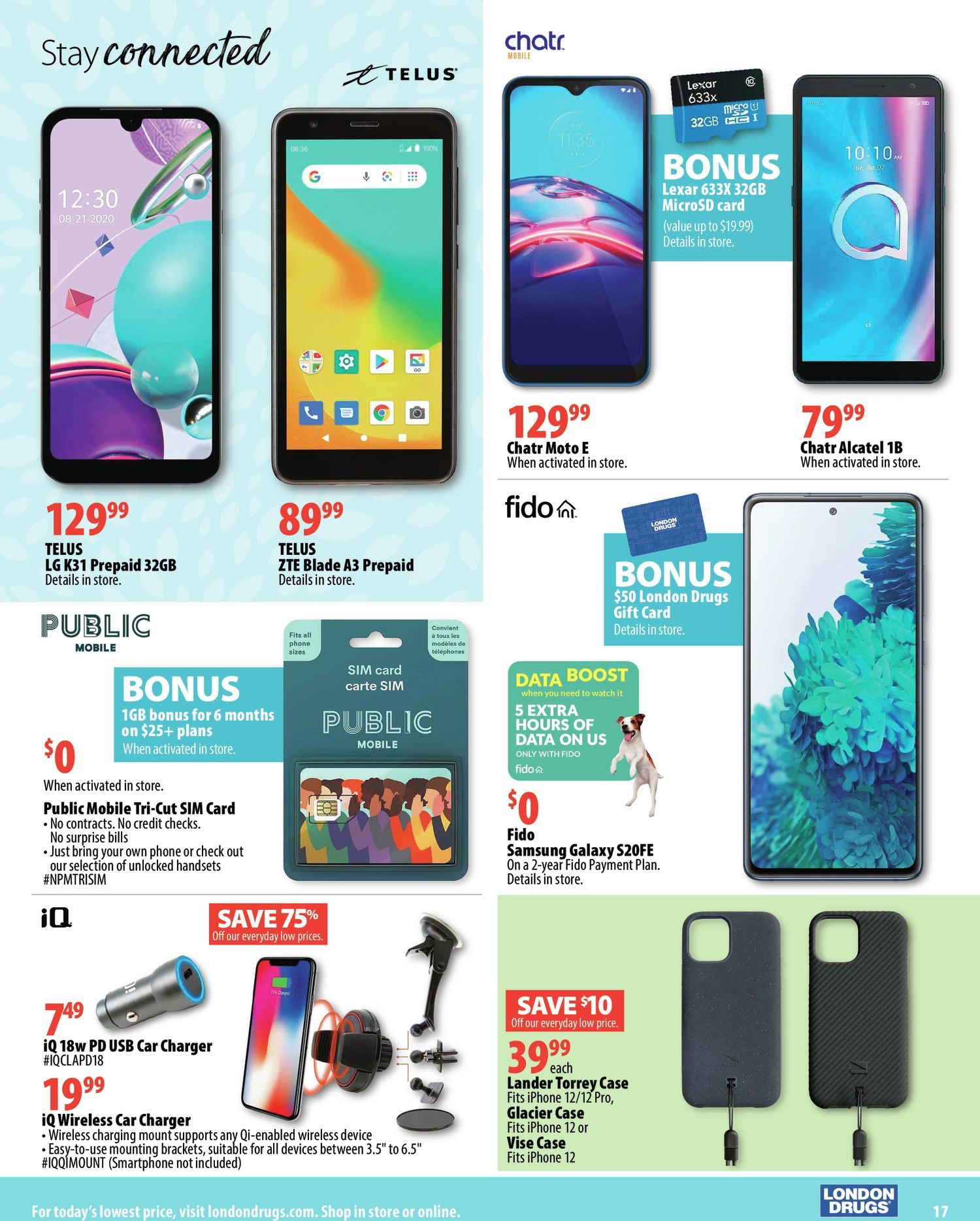 London Drugs - Spring Event - Page 17