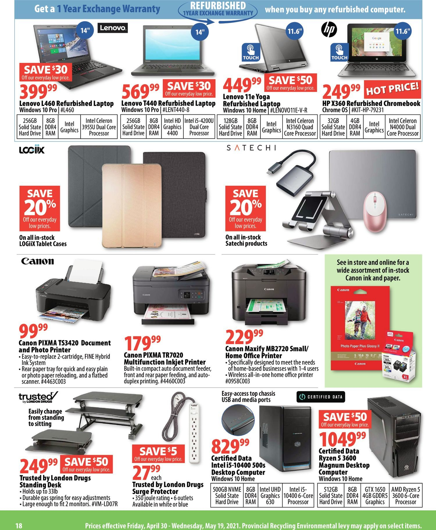 London Drugs - Spring Event - Page 18