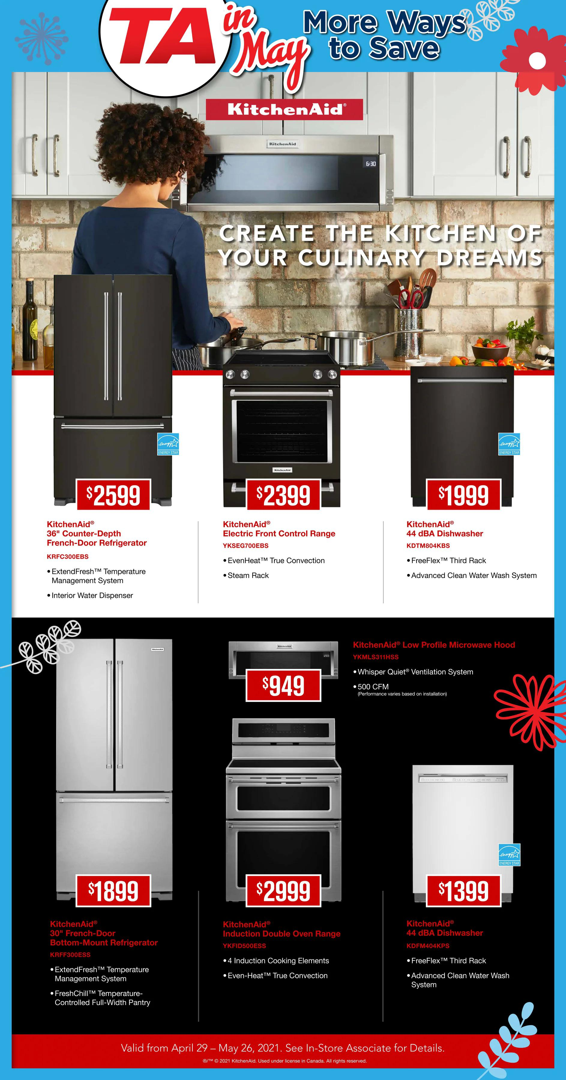 TA Appliance Flyer - More Ways to  Save - Page 2