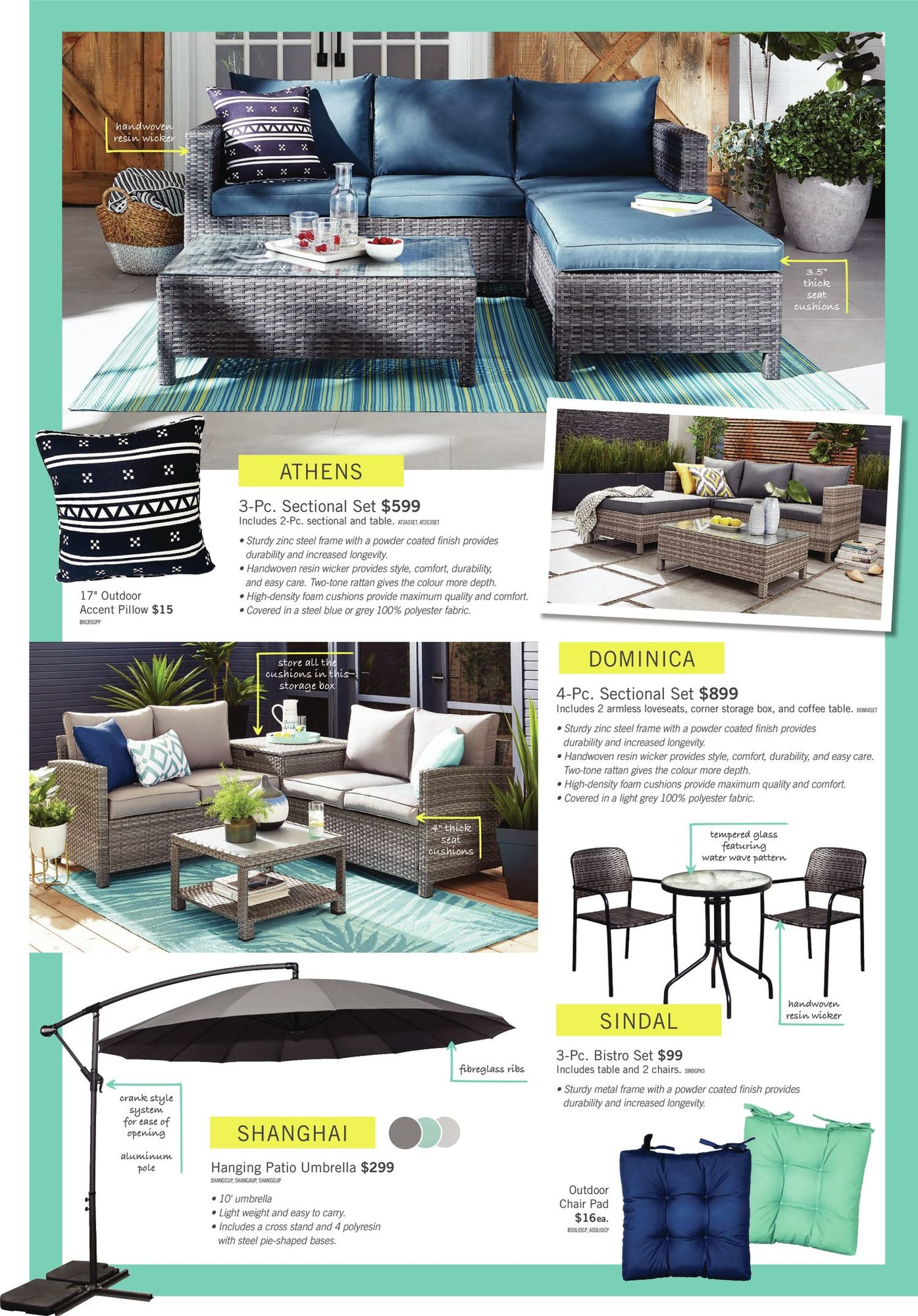 The Brick - 2021 Patio Collection - Hello Sunshine - Page 2