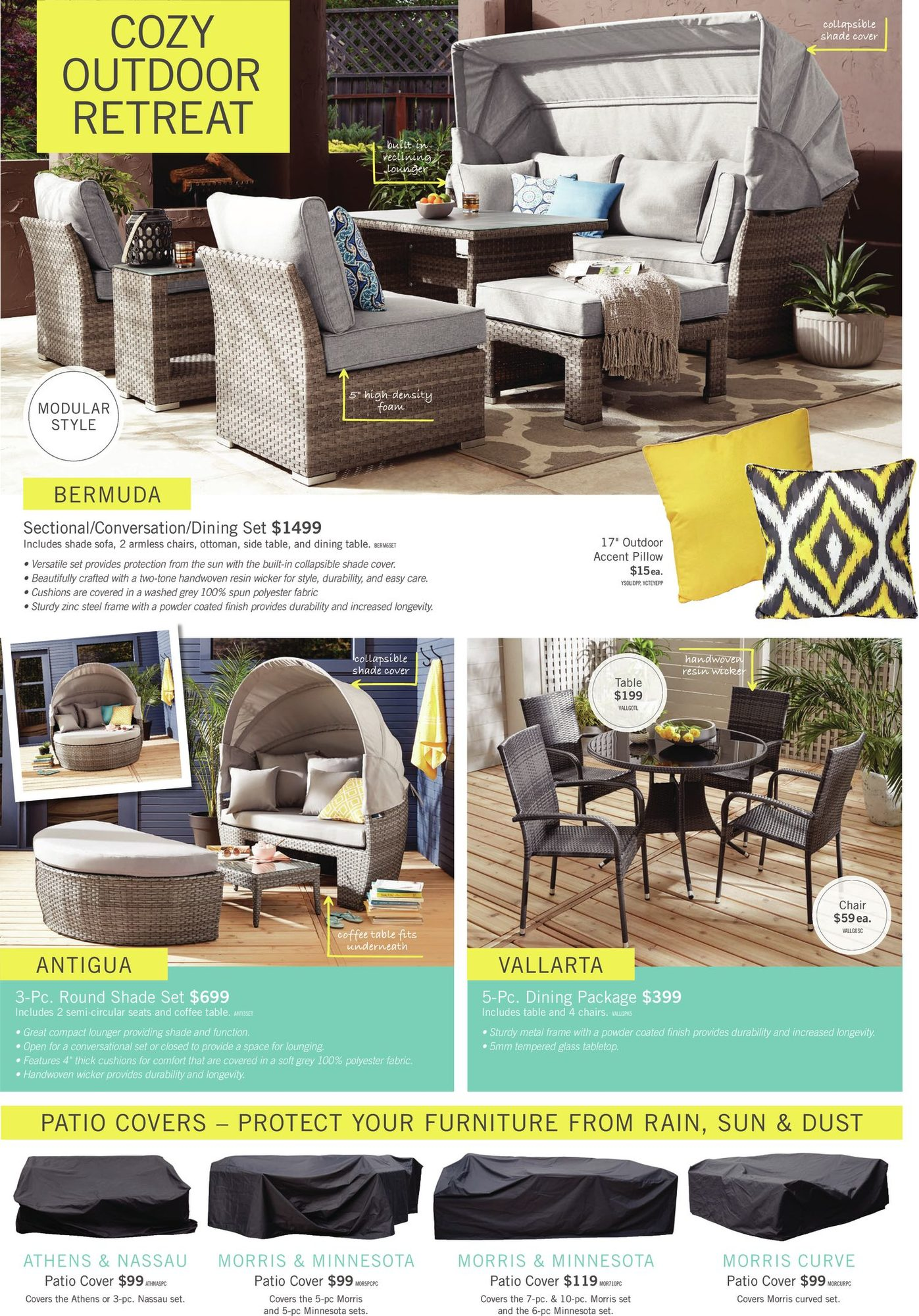 The Brick - 2021 Patio Collection - Hello Sunshine - Page 3