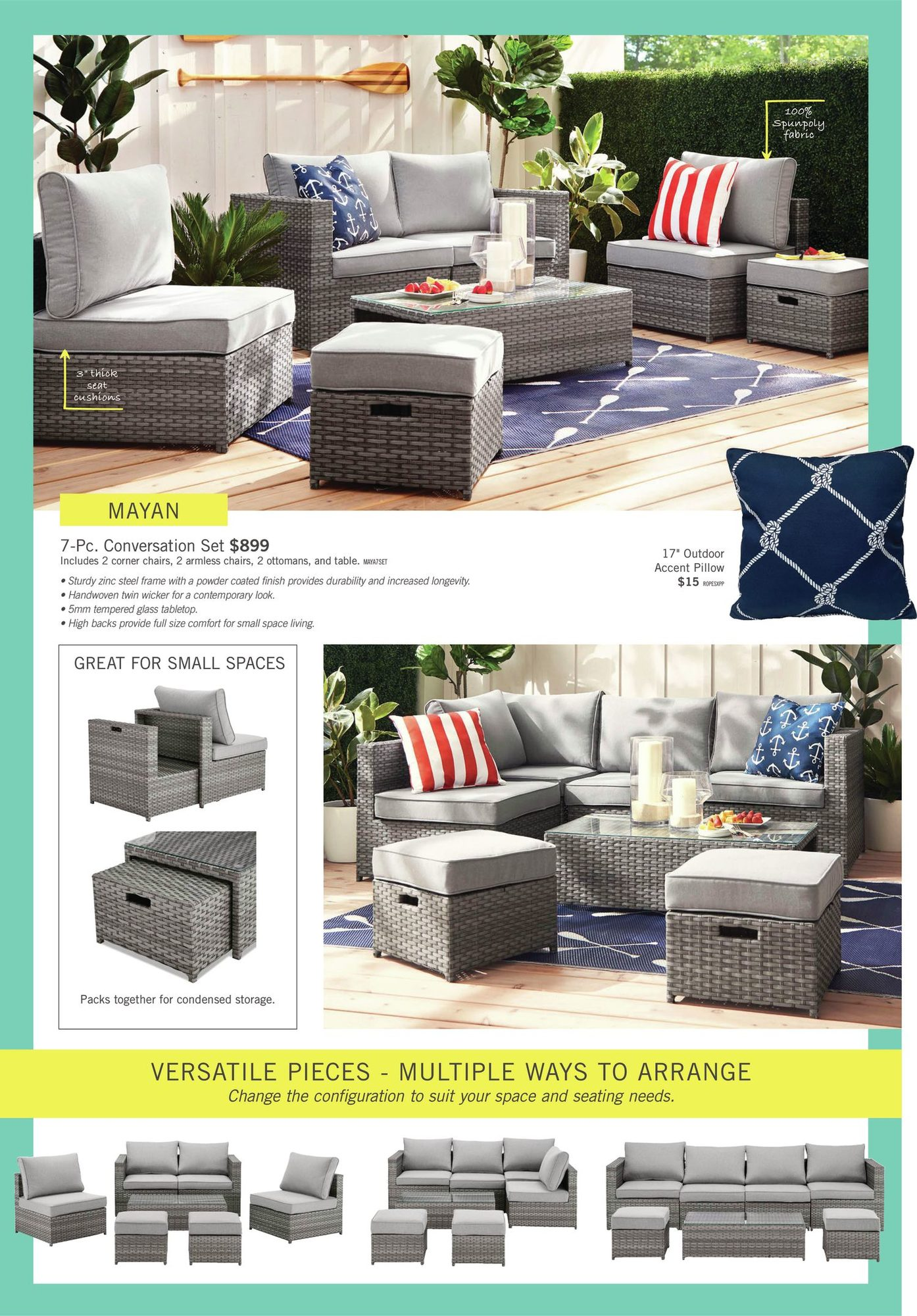 The Brick - 2021 Patio Collection - Hello Sunshine - Page 5
