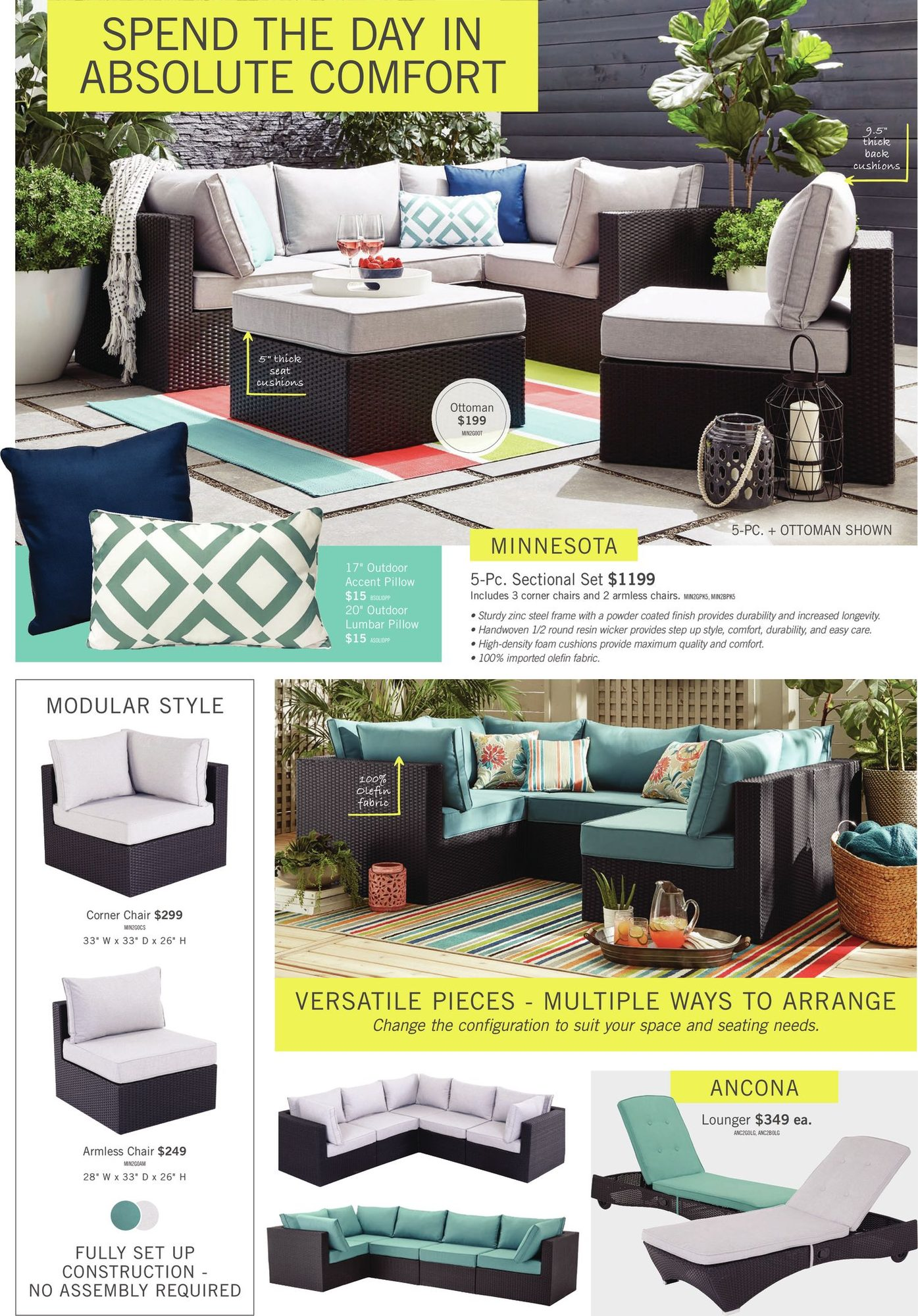 The Brick - 2021 Patio Collection - Hello Sunshine - Page 6