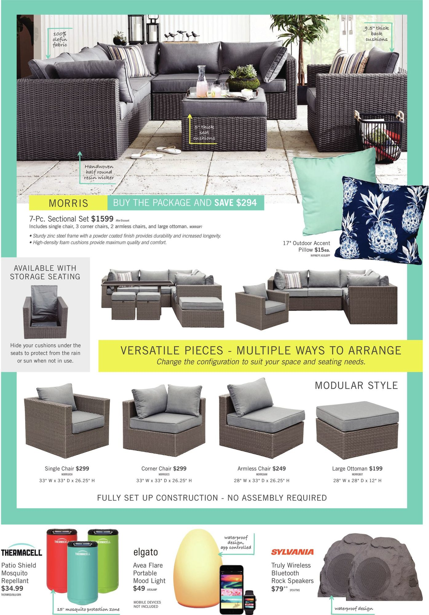 The Brick - 2021 Patio Collection - Hello Sunshine - Page 7
